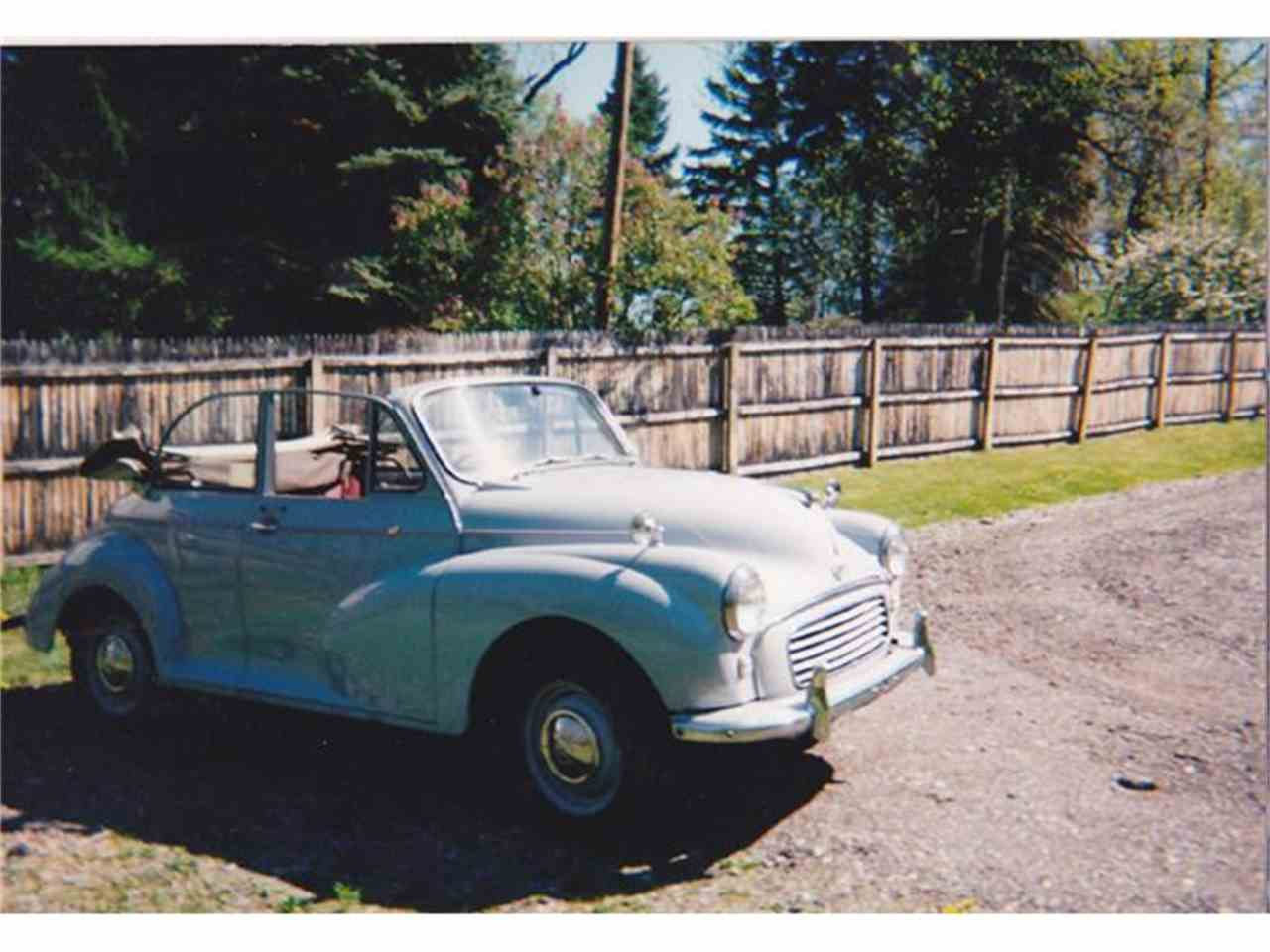 Large Picture of Classic '58 Minor - I5ZQ
