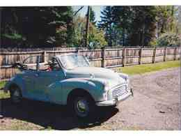 Picture of Classic '58 Morris Minor located in Stratford Connecticut - $11,900.00 Offered by The New England Classic Car Co. - I5ZQ