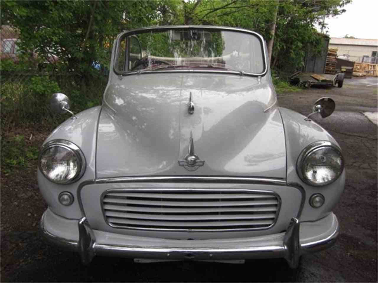 Large Picture of '58 Morris Minor located in Stratford Connecticut Offered by The New England Classic Car Co. - I5ZQ