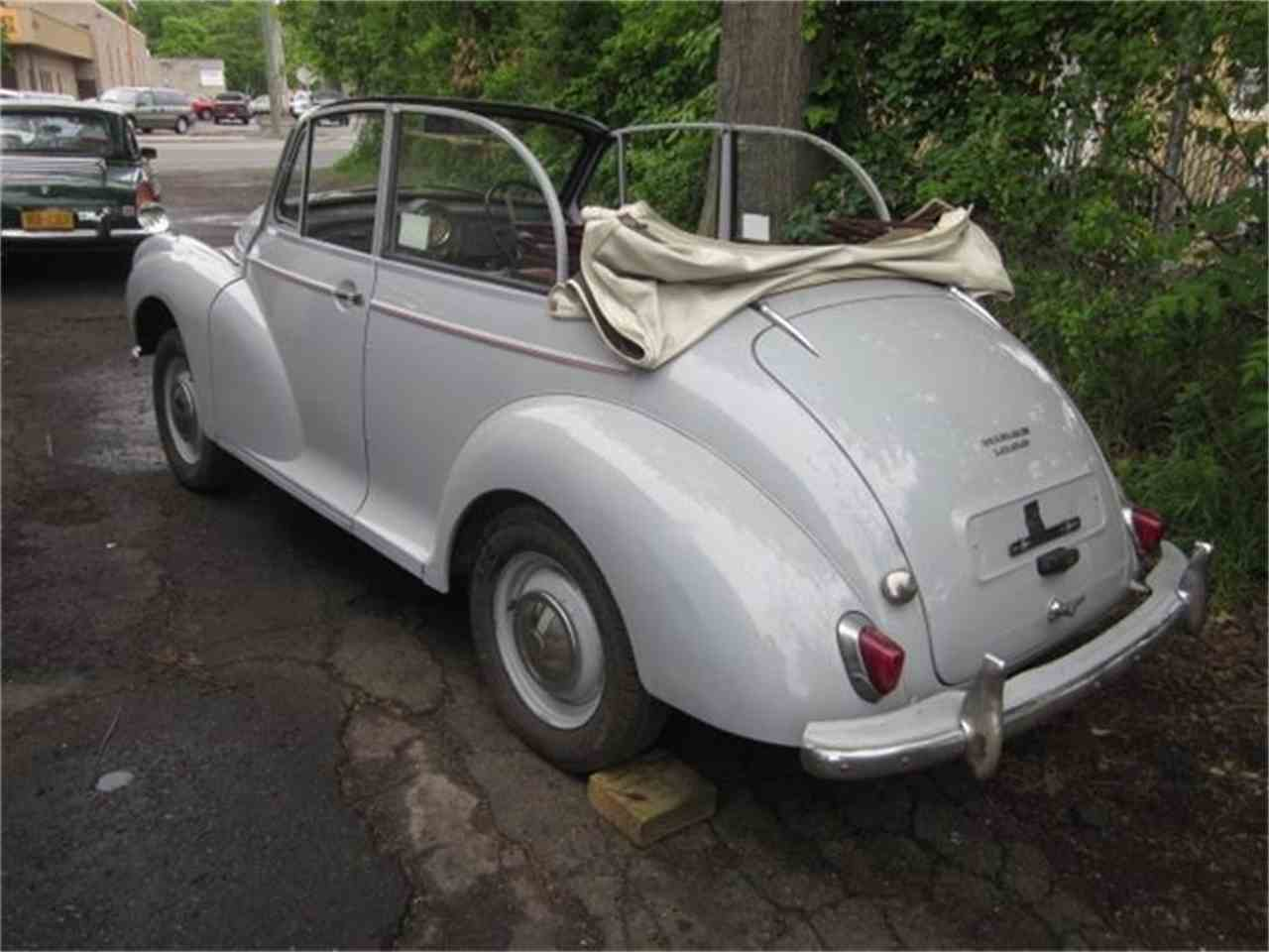 Large Picture of Classic 1958 Morris Minor located in Connecticut Offered by The New England Classic Car Co. - I5ZQ