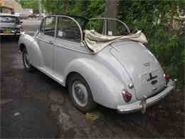 Picture of Classic '58 Morris Minor Offered by The New England Classic Car Co. - I5ZQ