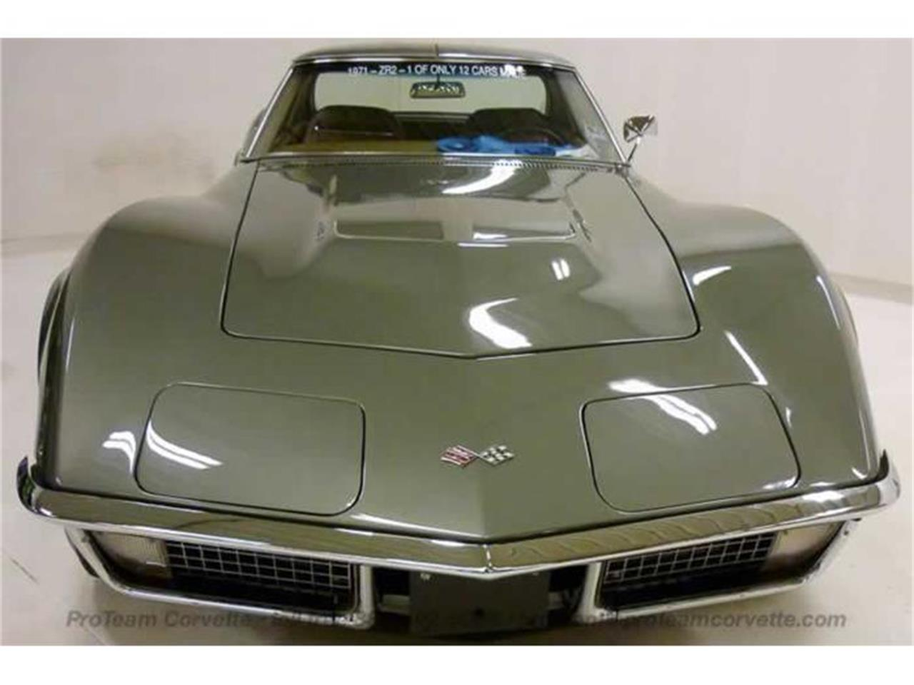 Large Picture of 1971 Corvette Auction Vehicle - I60K