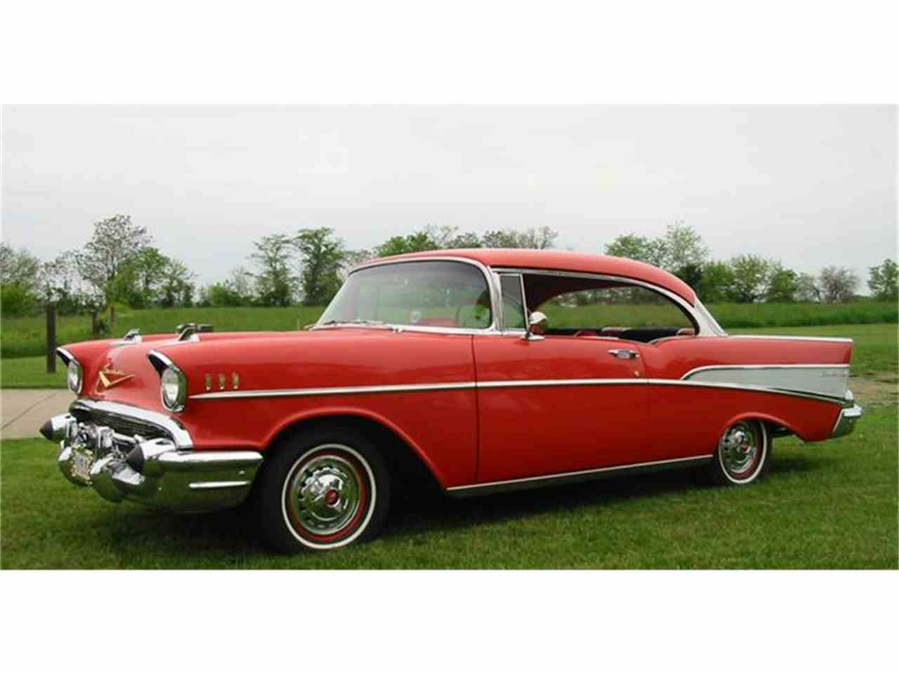 Large Picture of '57 Bel Air - I60O