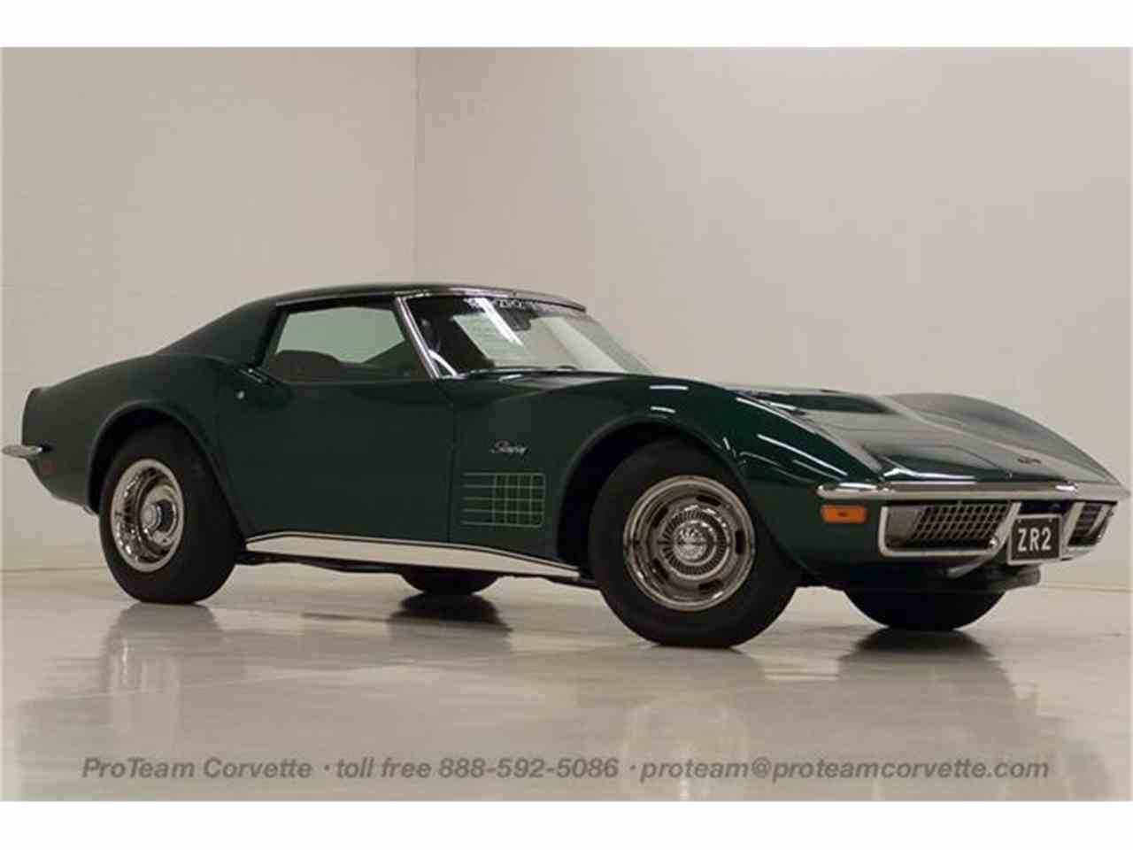 Large Picture of '71 Corvette - I60P