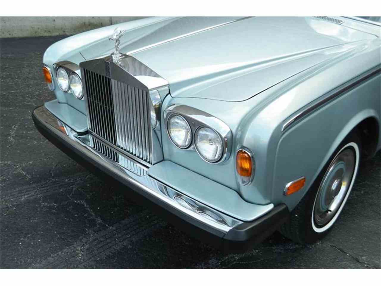 1973 Rolls Royce Silver Shadow For Sale In Carey Illinois 60013 on Vehicles Shadow Matching