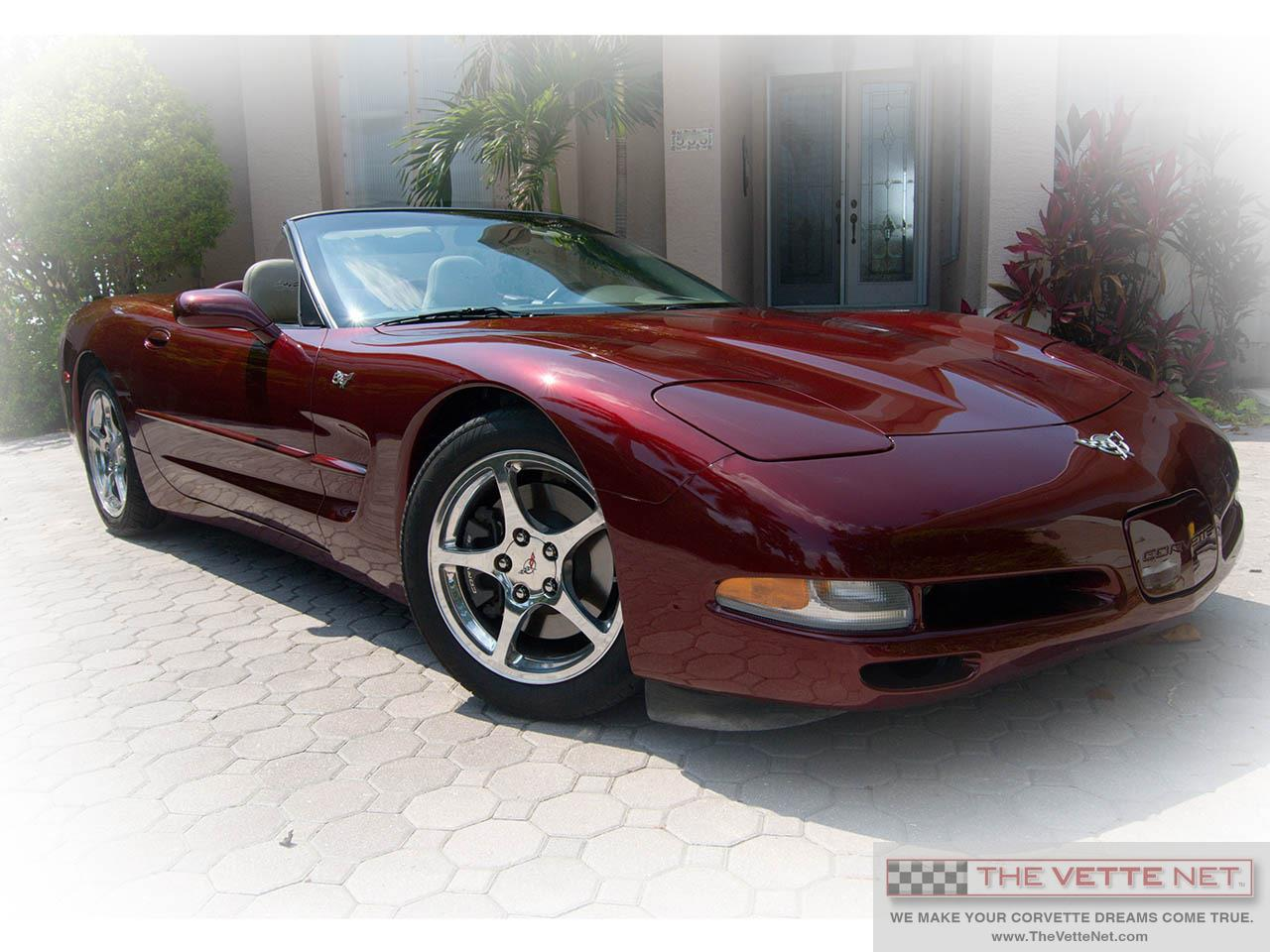Large Picture of 2003 Chevrolet Corvette Offered by The Vette Net - I62B