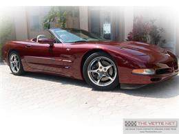 Picture of 2003 Chevrolet Corvette located in Florida Offered by The Vette Net - I62B