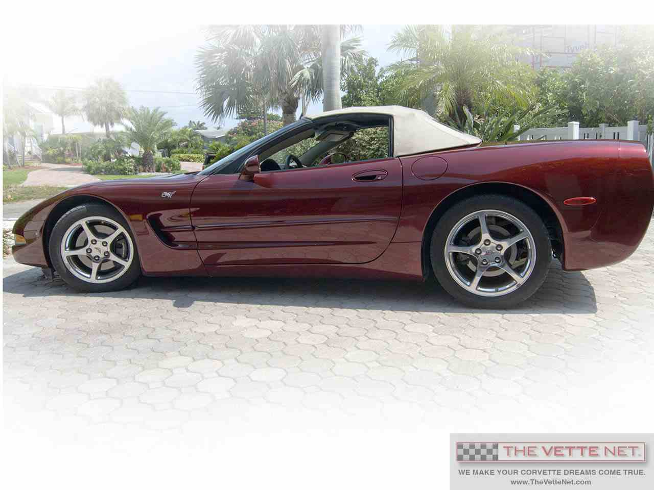 Large Picture of '03 Corvette - I62B