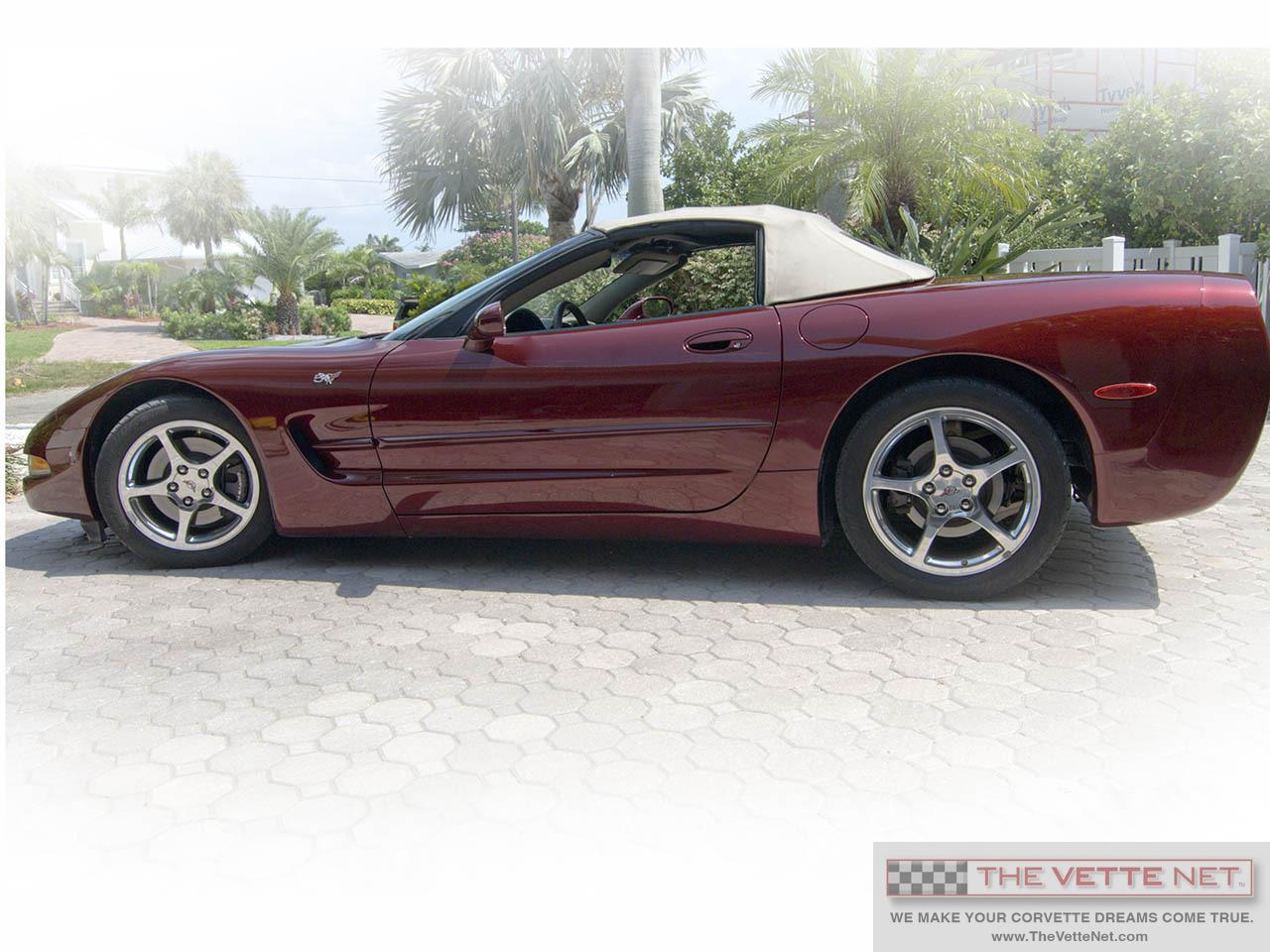 Large Picture of '03 Chevrolet Corvette Offered by The Vette Net - I62B