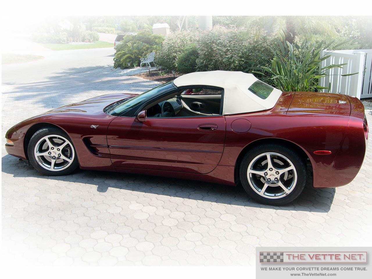 Large Picture of '03 Corvette - I62B
