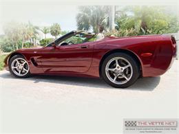 Picture of 2003 Chevrolet Corvette Offered by The Vette Net - I62B