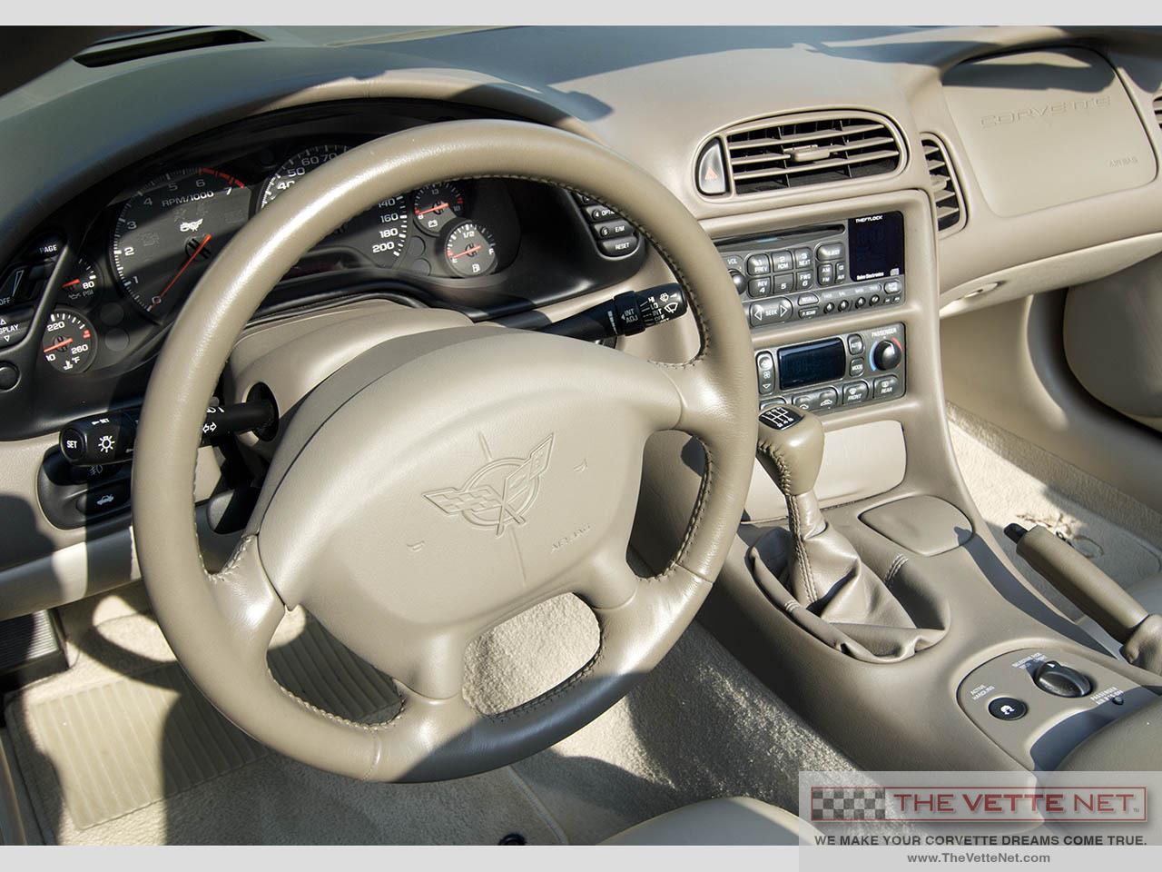Large Picture of 2003 Chevrolet Corvette - I62B