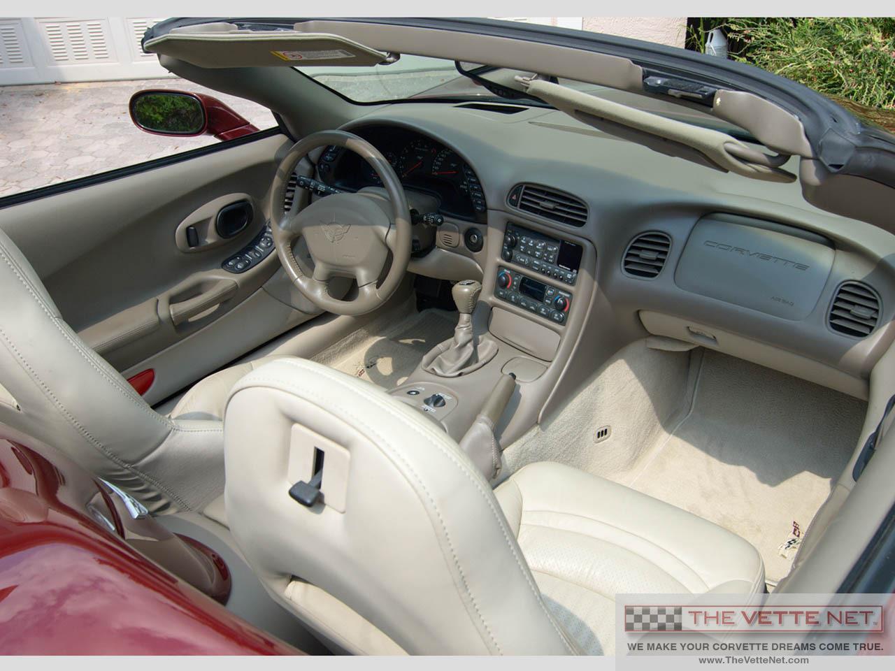 Large Picture of 2003 Corvette - I62B