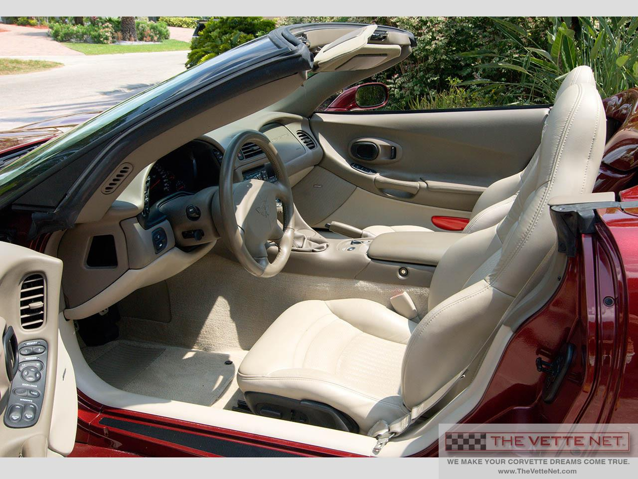Large Picture of '03 Chevrolet Corvette - $31,990.00 Offered by The Vette Net - I62B