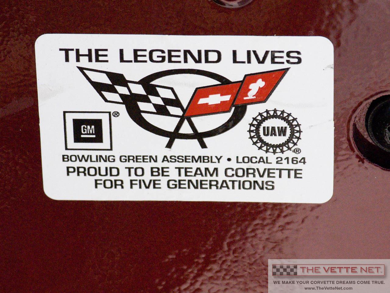 Large Picture of '03 Corvette - $31,990.00 - I62B