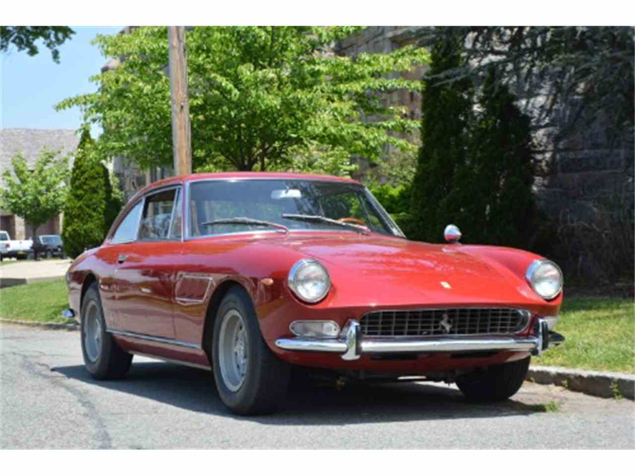 Large Picture of Classic 1967 330 GT located in New York - $349,500.00 Offered by Gullwing Motor Cars - I63N