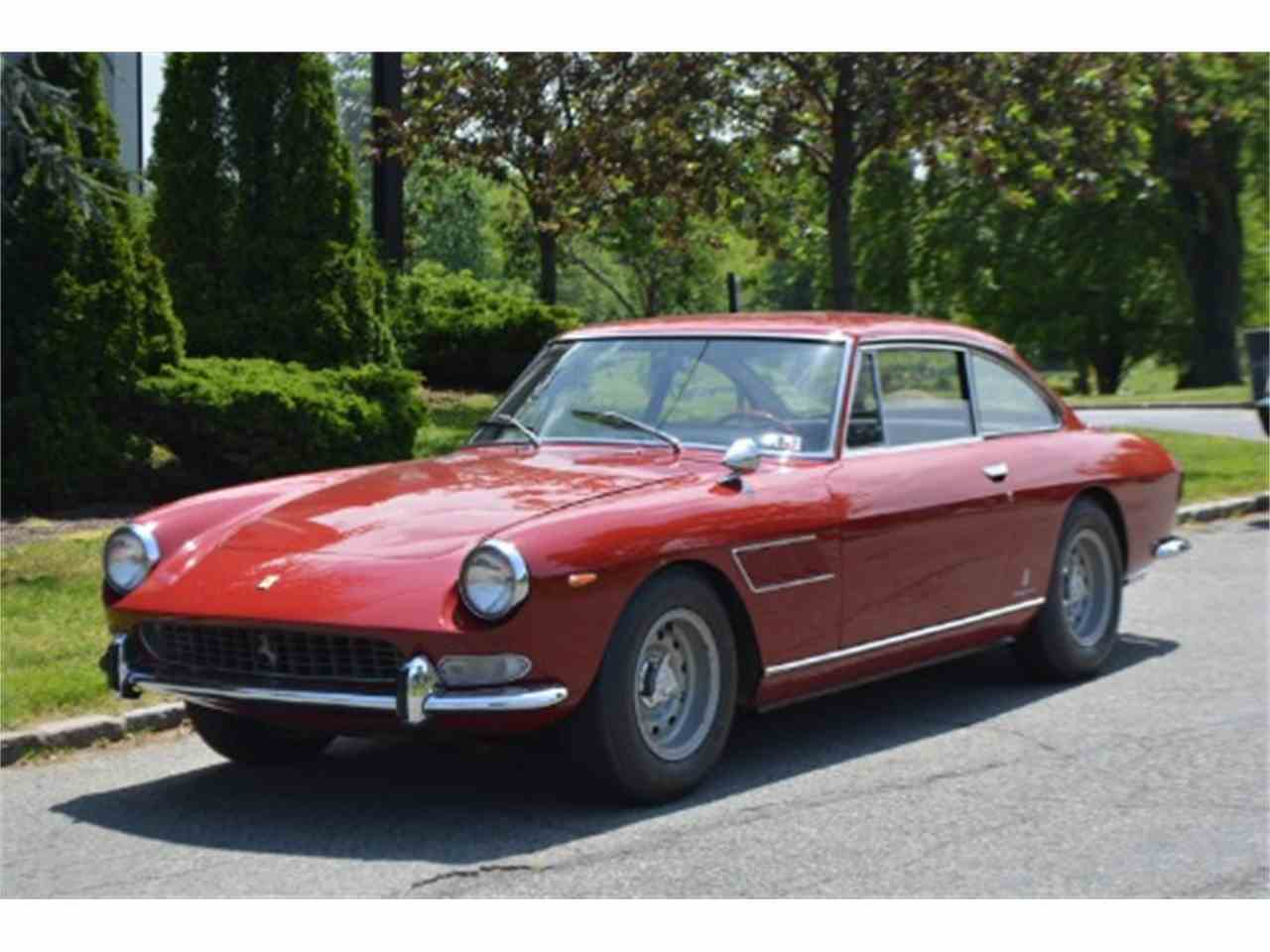 Large Picture of '67 Ferrari 330 GT located in Astoria New York - I63N