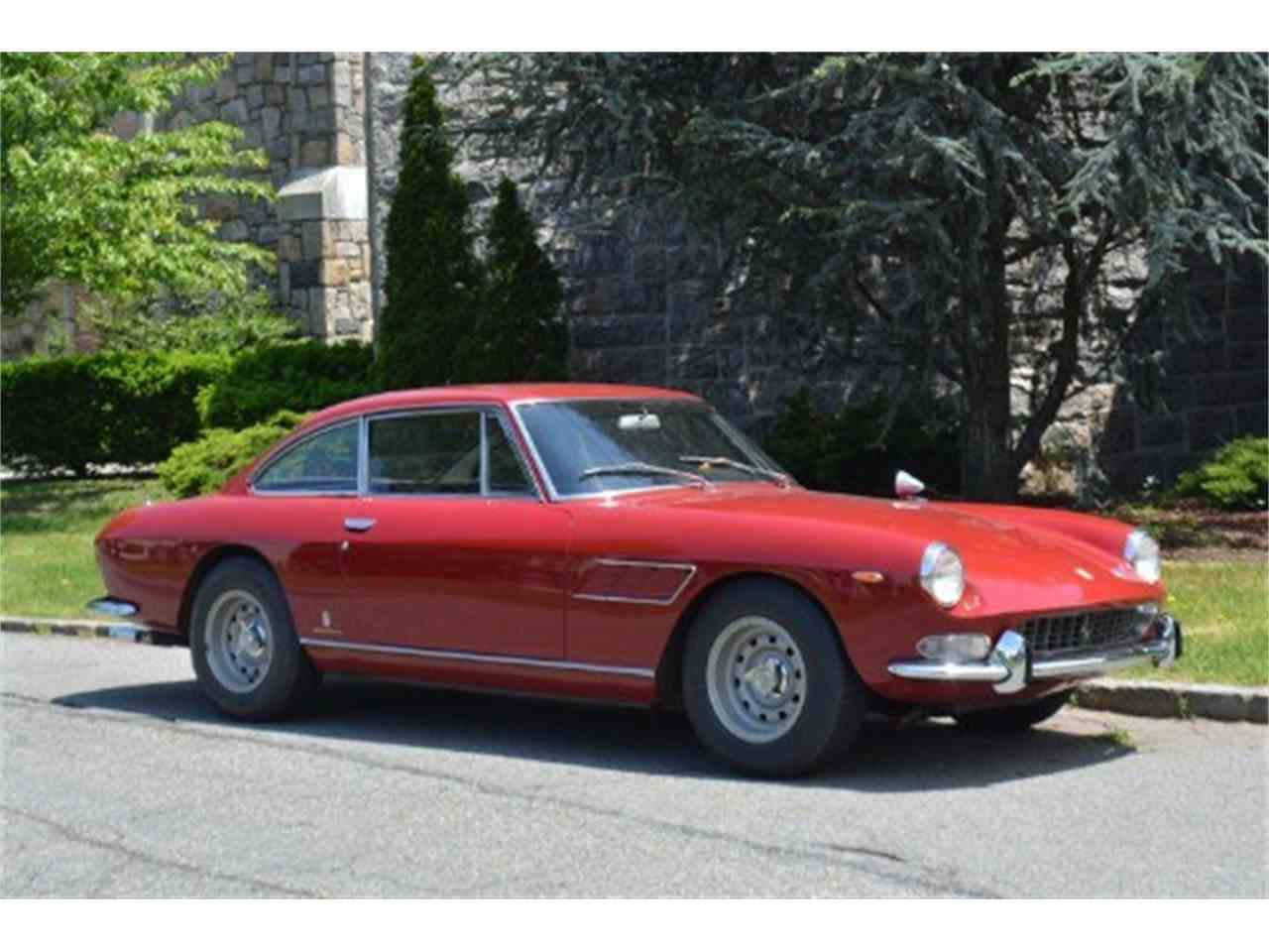 Large Picture of 1967 Ferrari 330 GT located in Astoria New York Offered by Gullwing Motor Cars - I63N