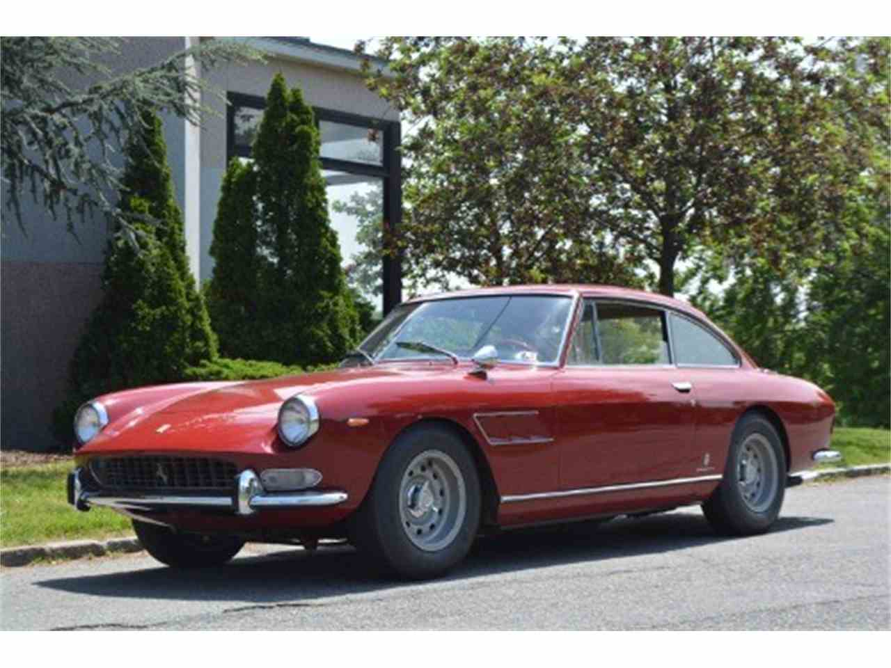 Large Picture of Classic 1967 330 GT located in Astoria New York Offered by Gullwing Motor Cars - I63N