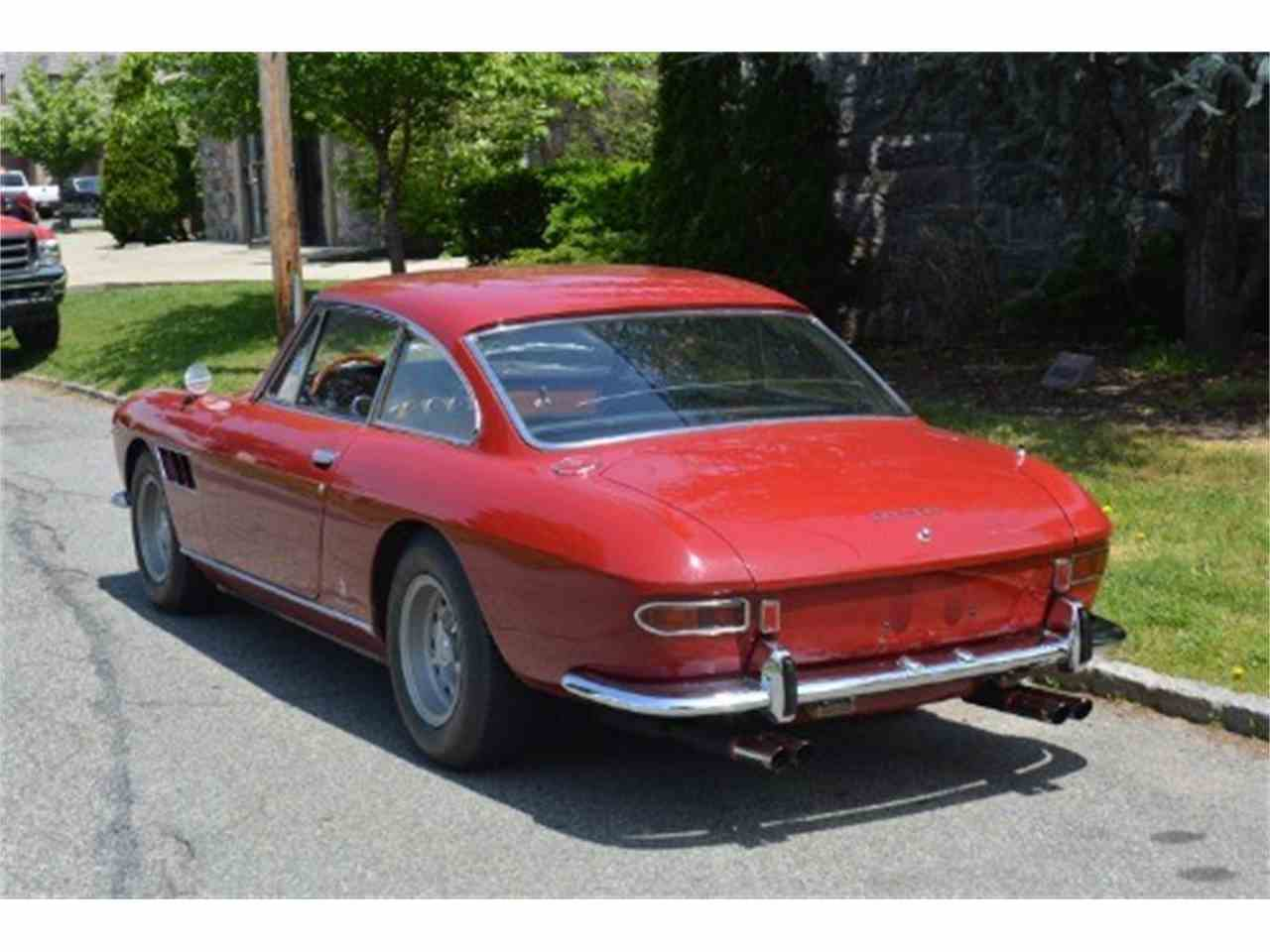 Large Picture of Classic '67 Ferrari 330 GT located in New York - $349,500.00 Offered by Gullwing Motor Cars - I63N