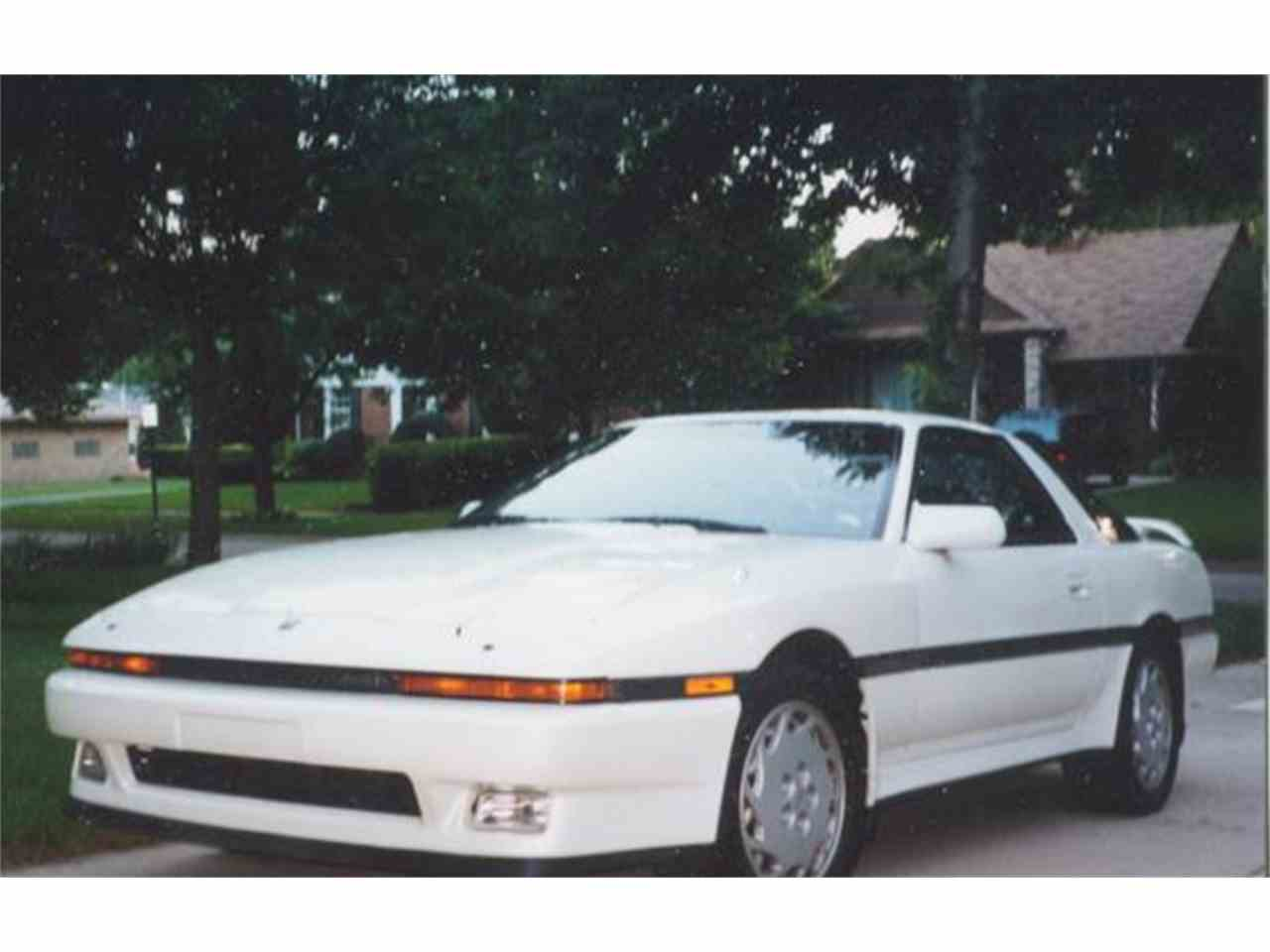 Large Picture of '88 Supra - I64L