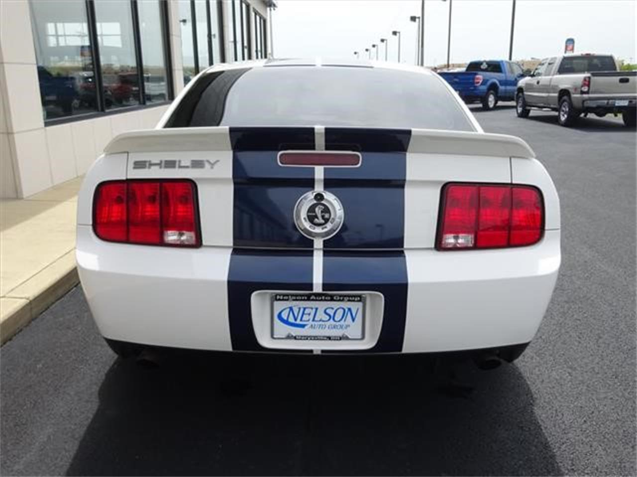 Large Picture of '07 GT500 - I656