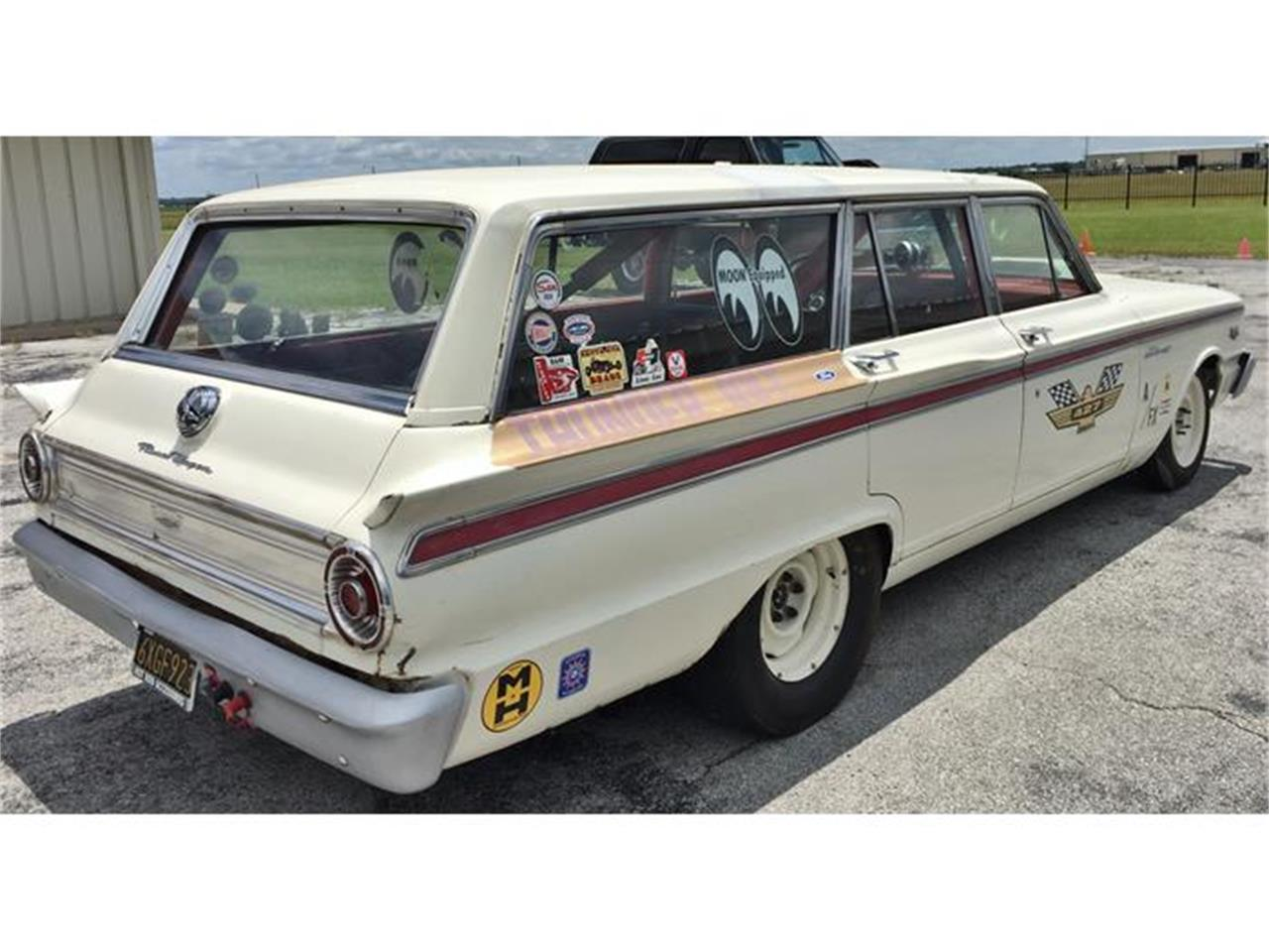 For Sale: 1963 Ford Fairlane 500 in Palmer, Texas