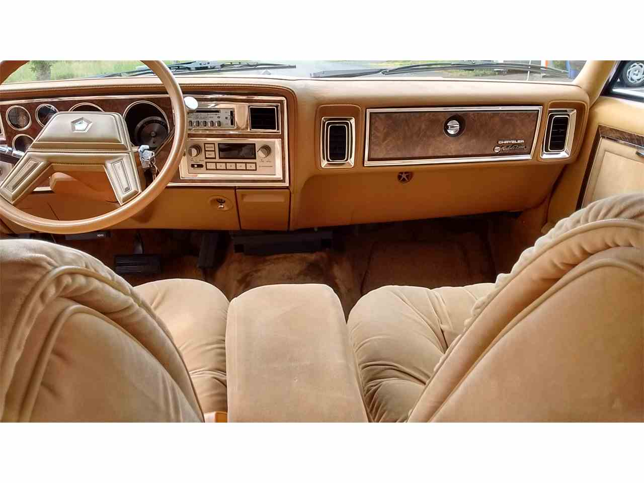 Large Picture of '85 Chrysler Fifth Avenue located in Washington - $4,800.00 Offered by a Private Seller - I6T1