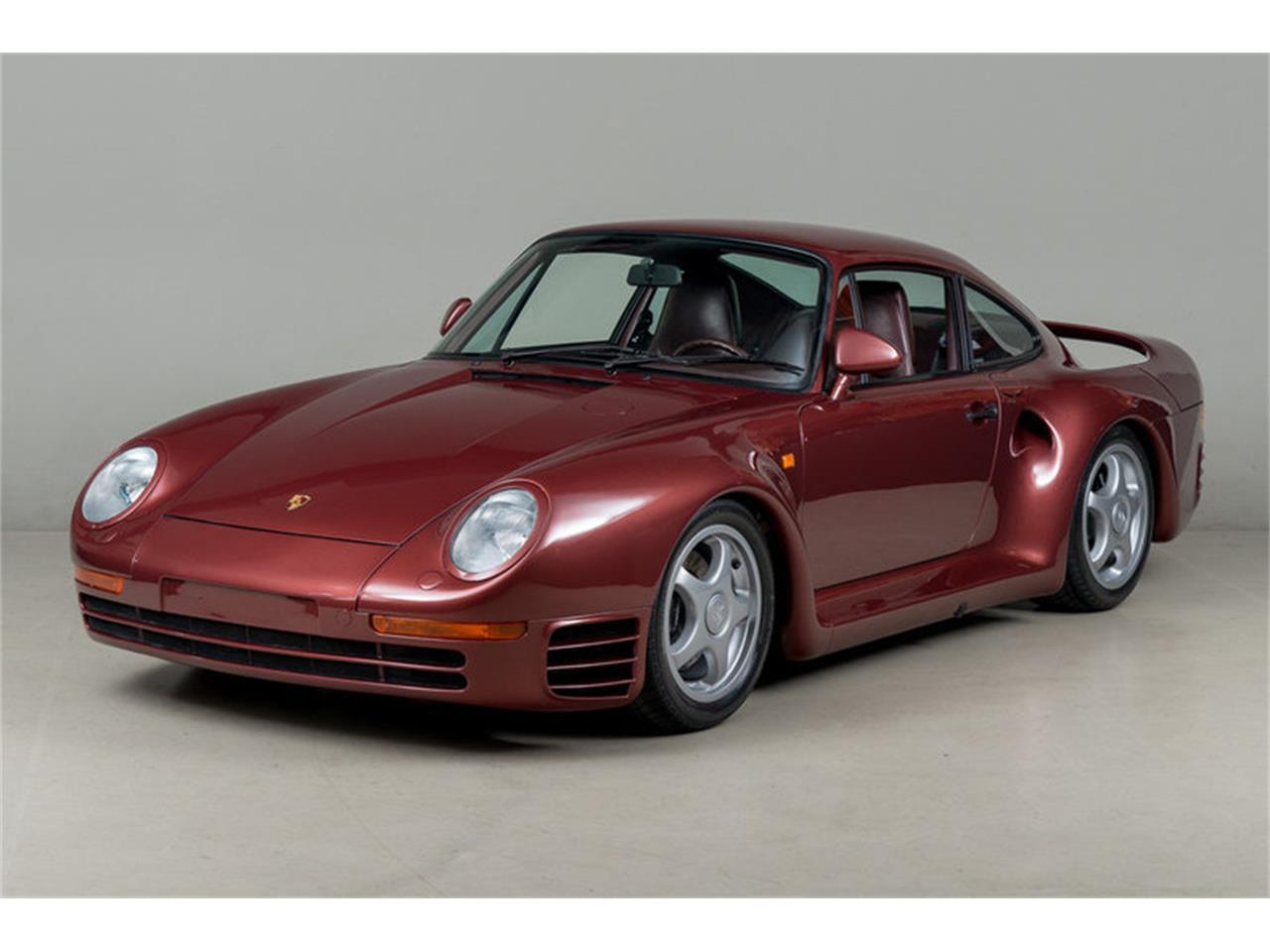 Porsche 959 For Sale >> 1988 Porsche 959 For Sale Classiccars Com Cc 848765