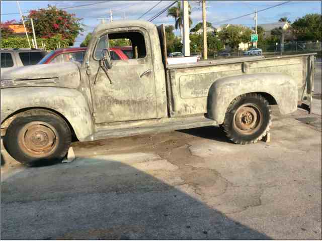 Picture of '49 Ford F3 located in Key West Florida Offered by a Private Seller - I76N