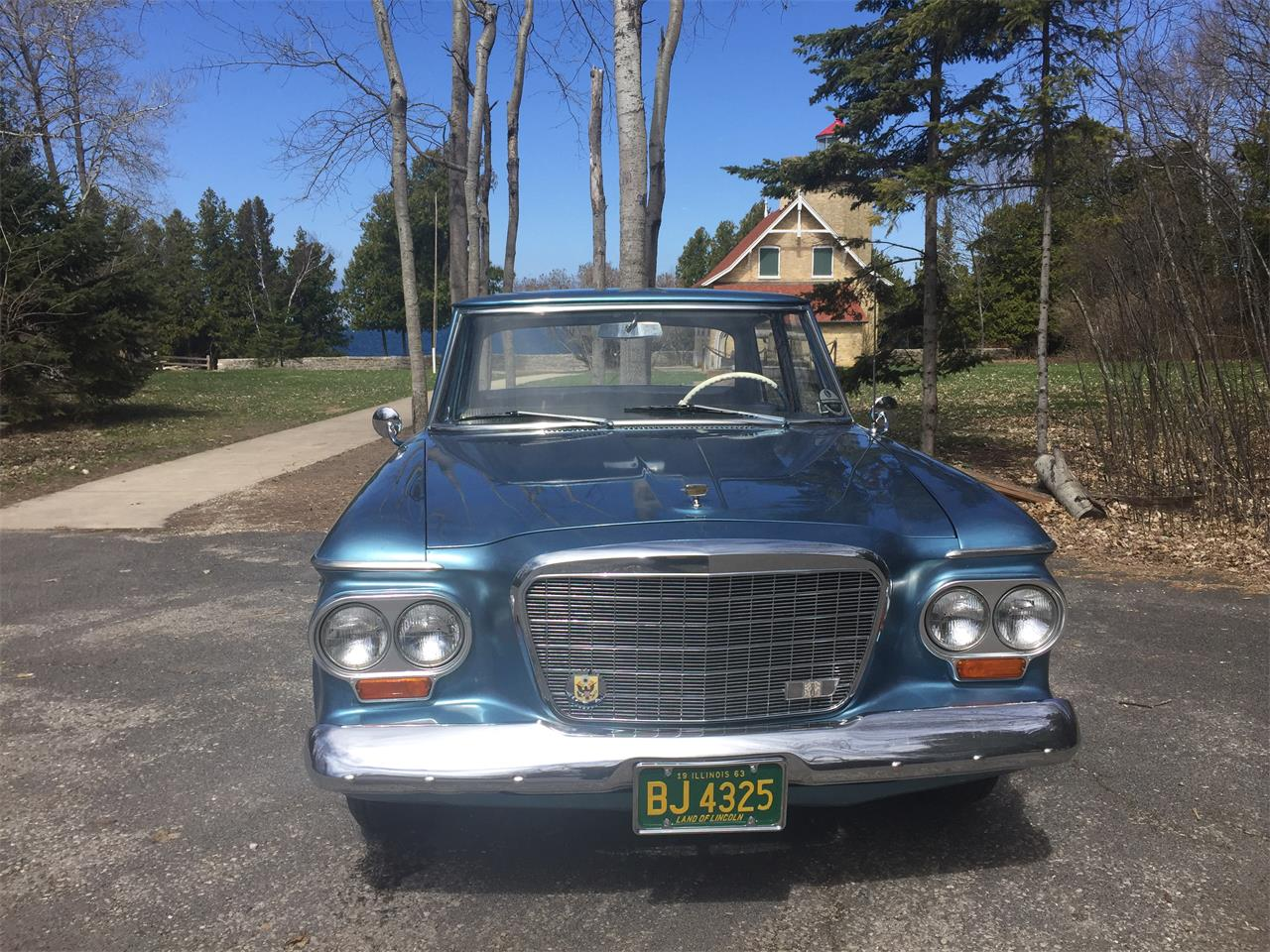 Large Picture of '63 Lark - I79J