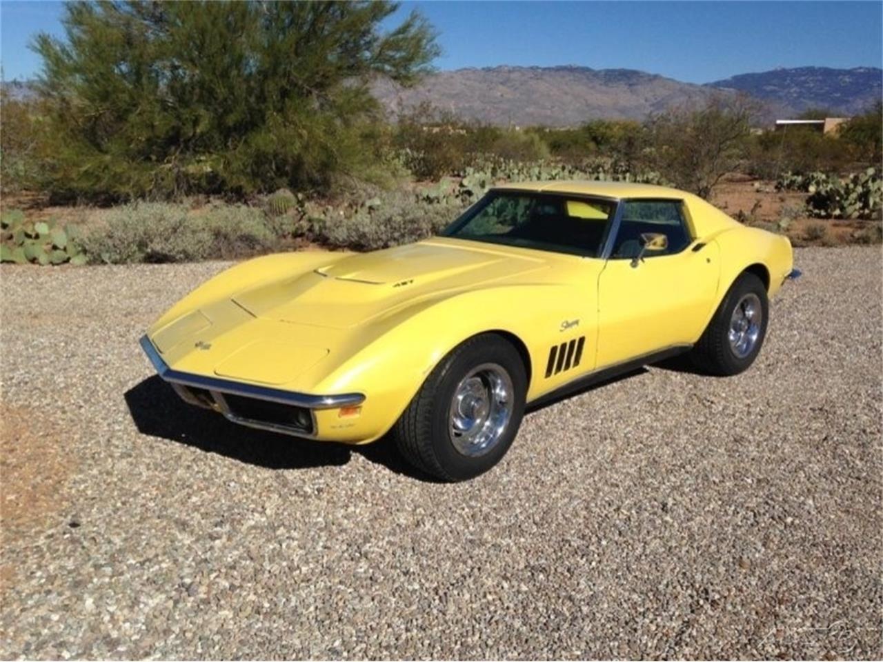 Corvette Stingray 1969 >> 1969 Chevrolet Corvette For Sale Classiccars Com Cc 849230