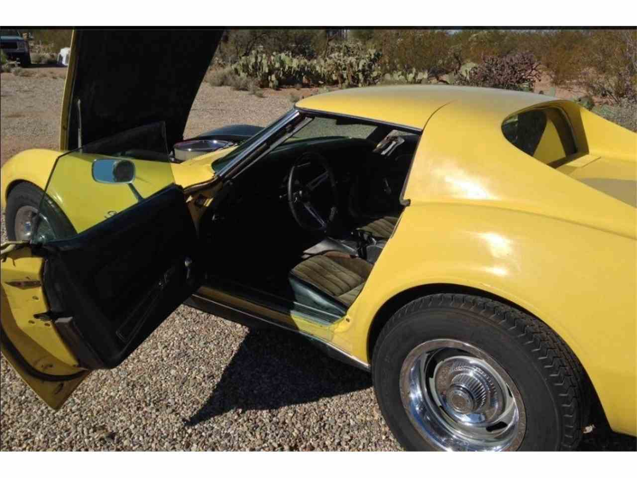 Large Picture of '69 Corvette Stingray - I79Q