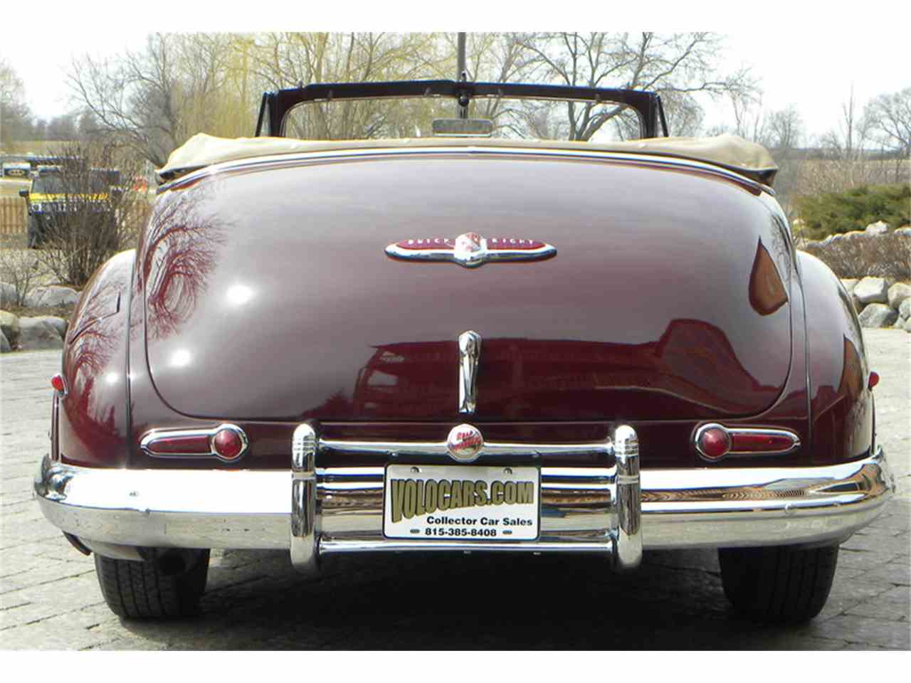 1947 buick roadmaster for sale cc 849284. Black Bedroom Furniture Sets. Home Design Ideas