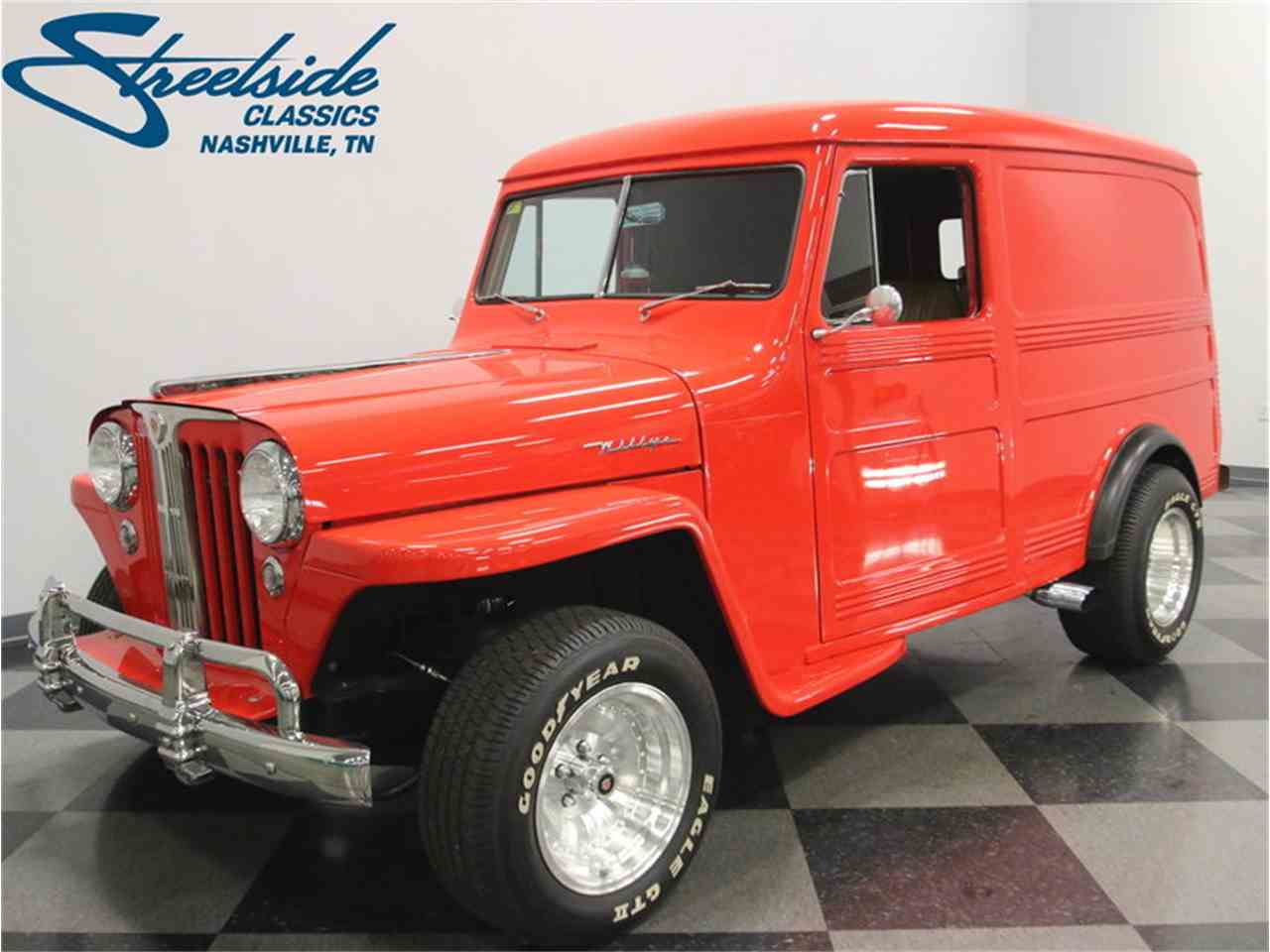 Large Picture of Classic 1947 Willys Wagoneer Offered by Streetside Classics - Nashville - I7BE