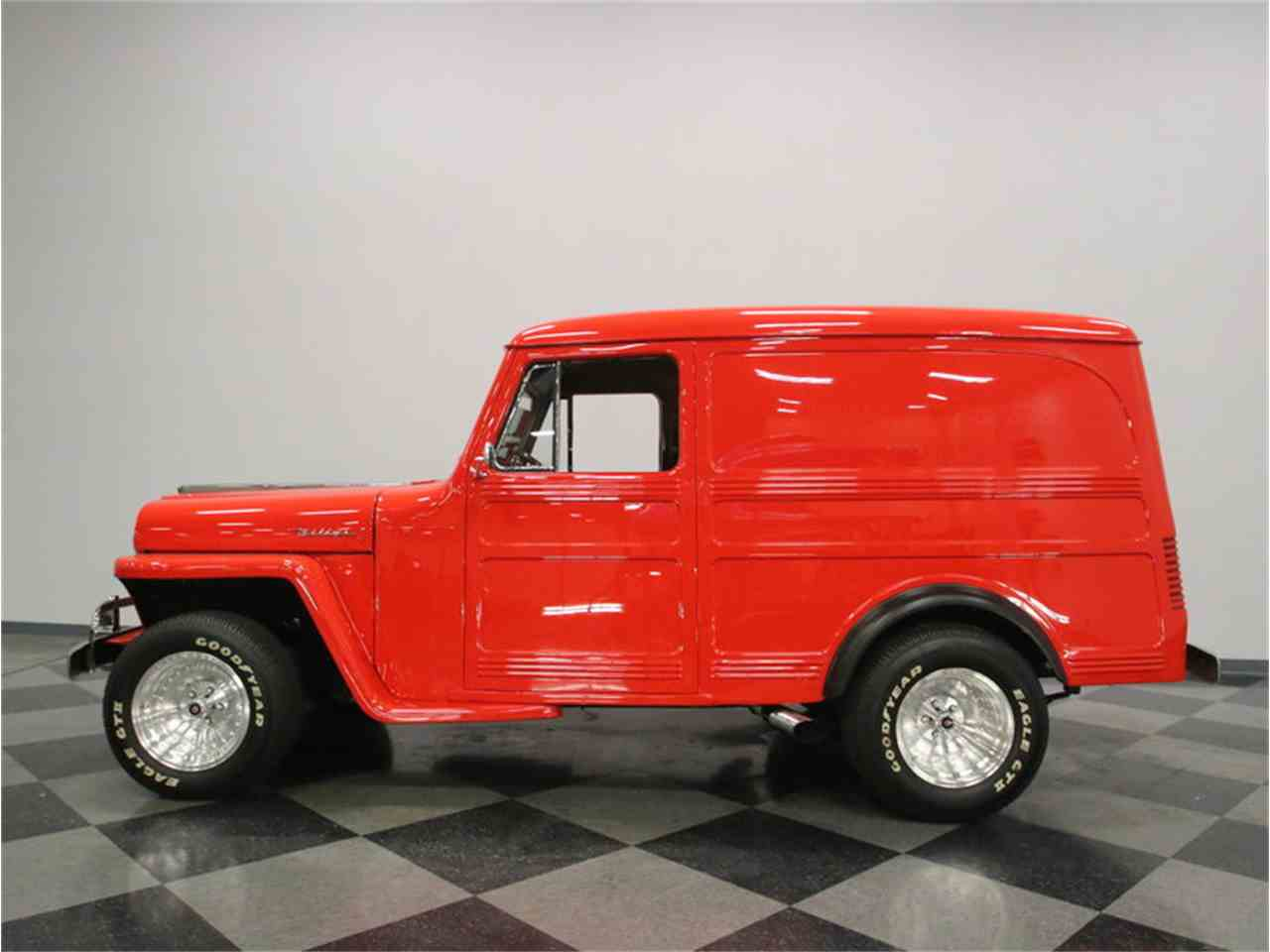 Large Picture of 1947 Wagoneer - I7BE