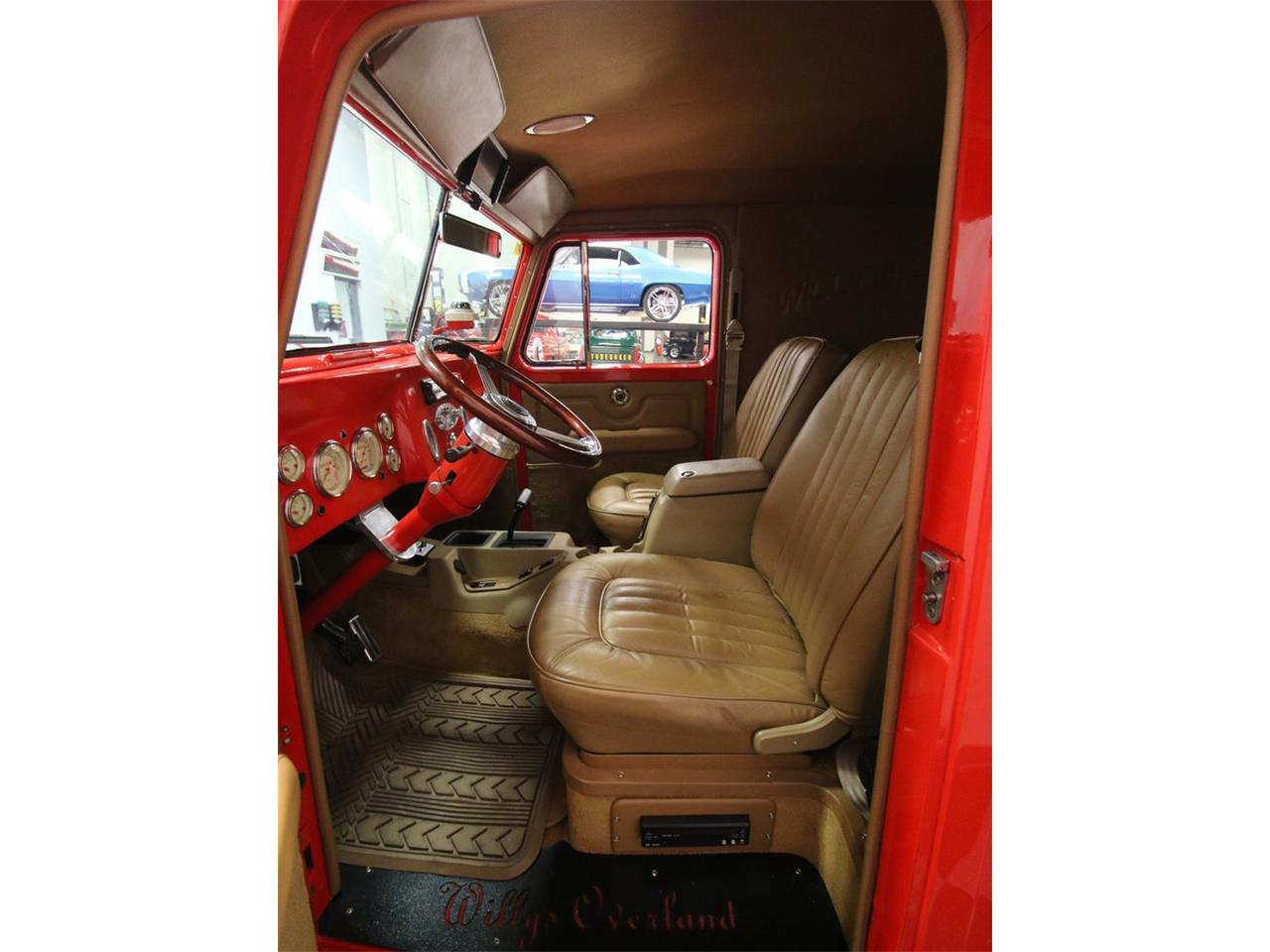 Large Picture of Classic 1947 Willys Wagoneer located in Tennessee Offered by Streetside Classics - Nashville - I7BE