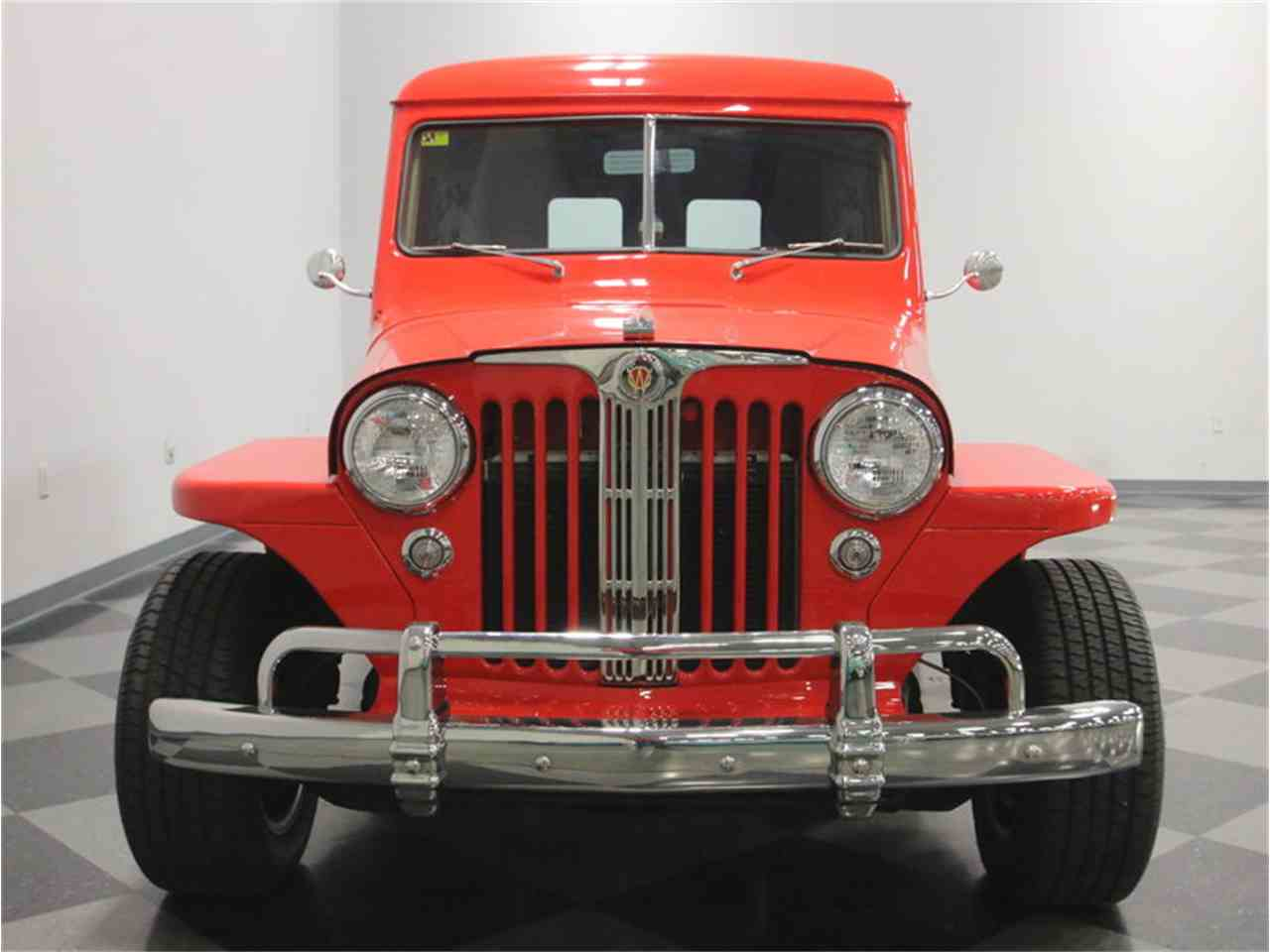 Large Picture of 1947 Wagoneer located in Tennessee - $52,995.00 Offered by Streetside Classics - Nashville - I7BE