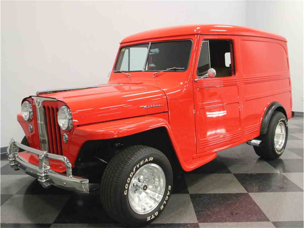Large Picture of Classic '47 Wagoneer - I7BE