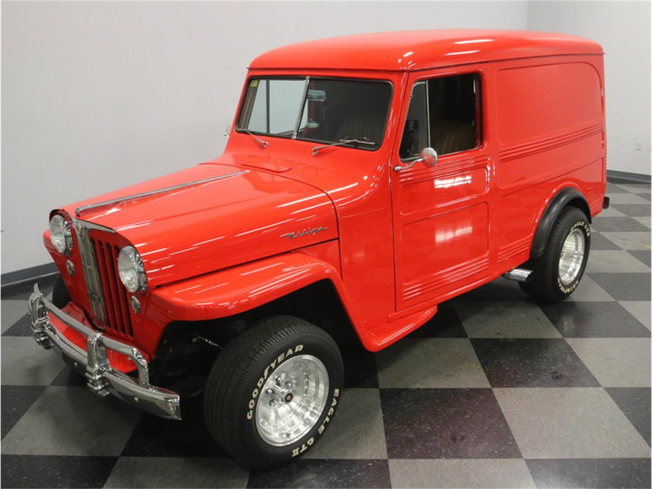 Large Picture of Classic 1947 Wagoneer Offered by Streetside Classics - Nashville - I7BE