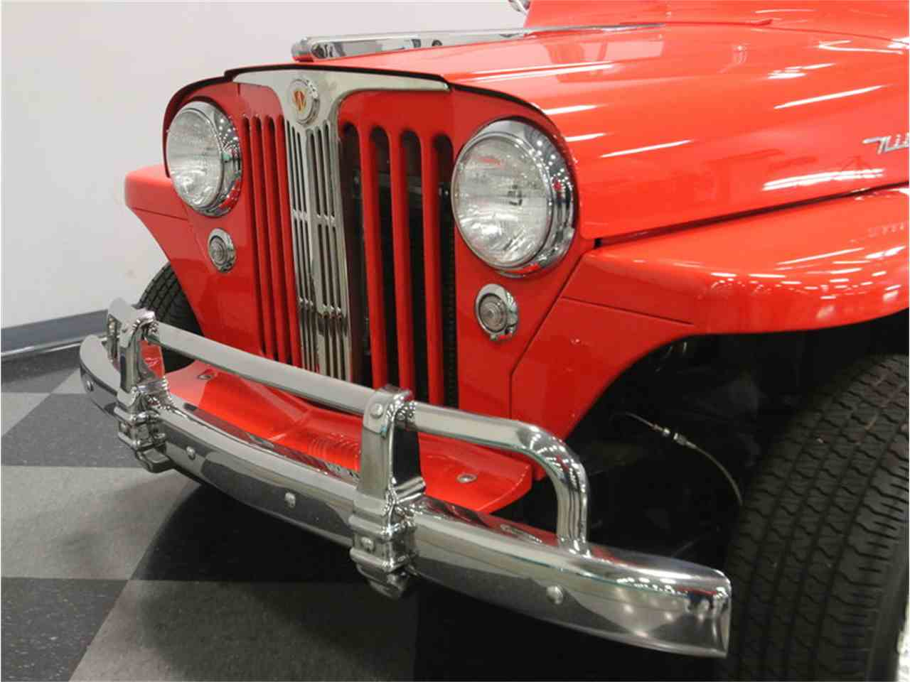 Large Picture of 1947 Wagoneer Offered by Streetside Classics - Nashville - I7BE