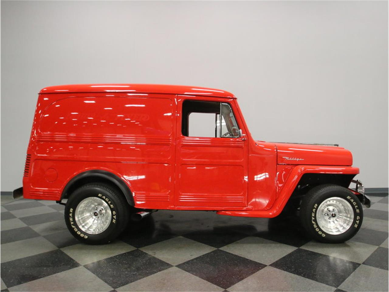 Large Picture of 1947 Willys Wagoneer located in Tennessee - $52,995.00 Offered by Streetside Classics - Nashville - I7BE