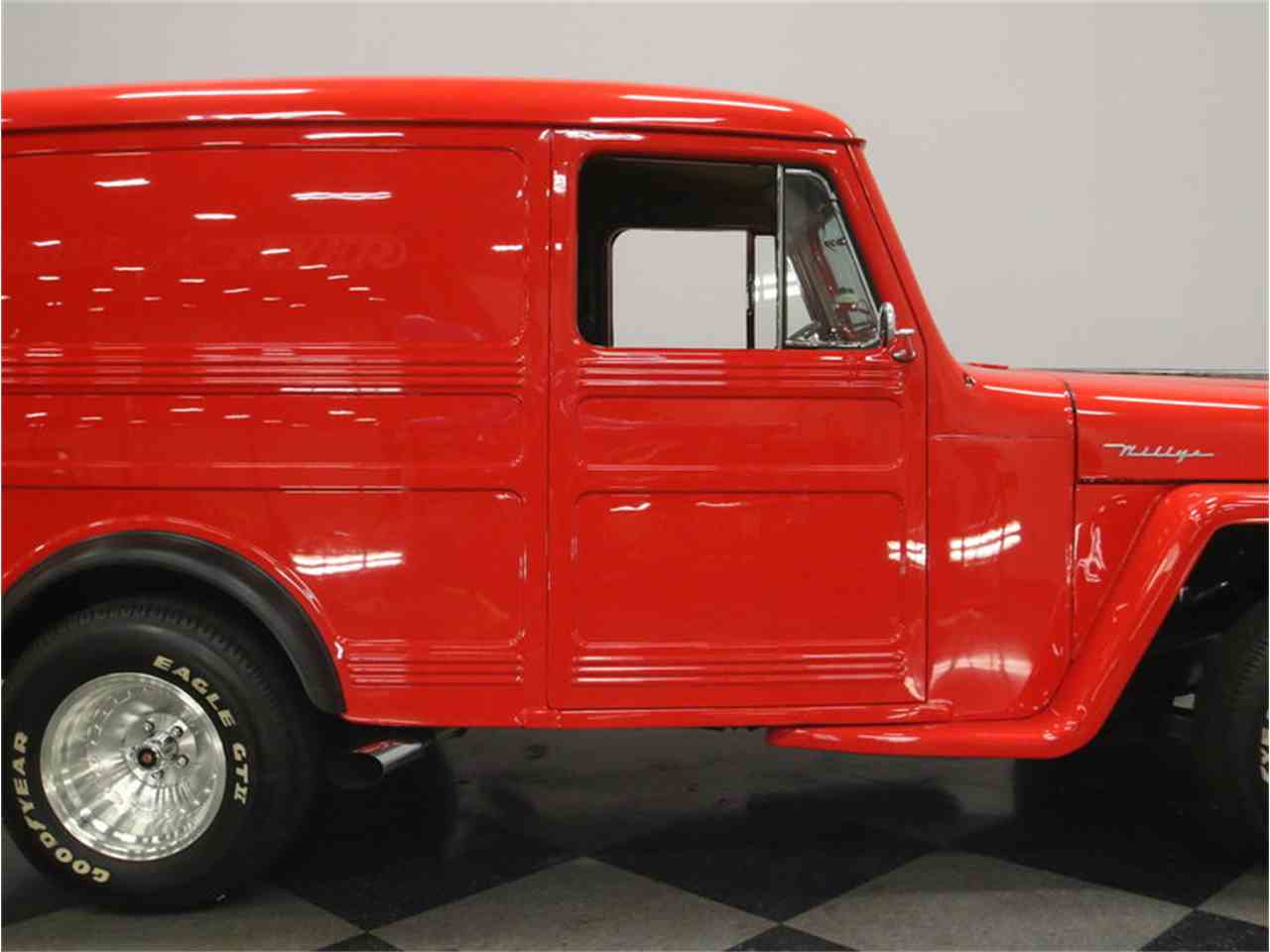 Large Picture of '47 Willys Wagoneer - $52,995.00 Offered by Streetside Classics - Nashville - I7BE