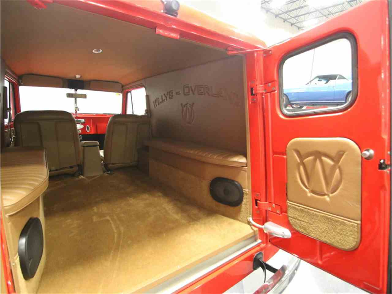 Large Picture of Classic 1947 Wagoneer located in Lavergne Tennessee - $52,995.00 - I7BE