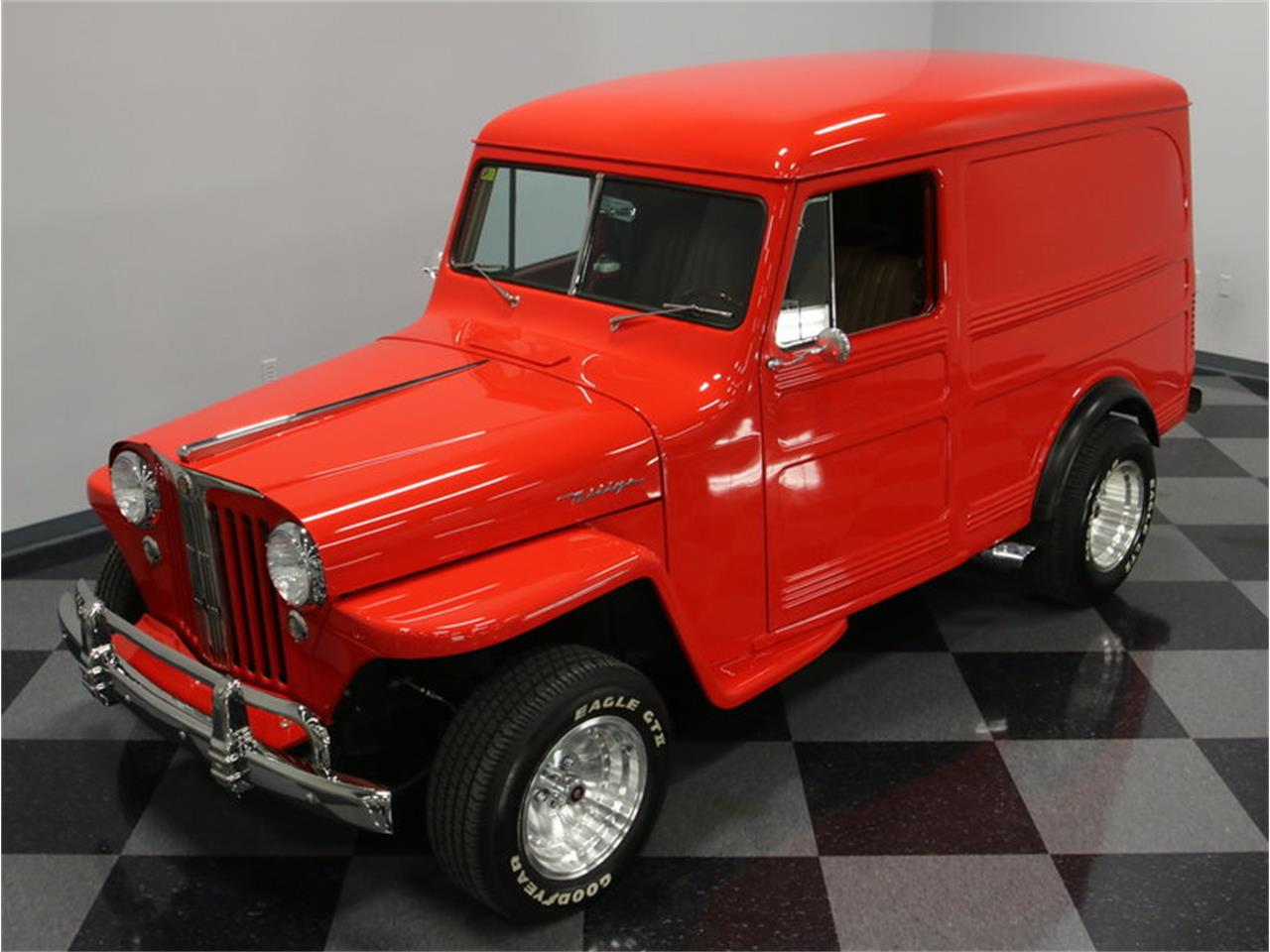 Large Picture of '47 Willys Wagoneer located in Lavergne Tennessee - $52,995.00 - I7BE