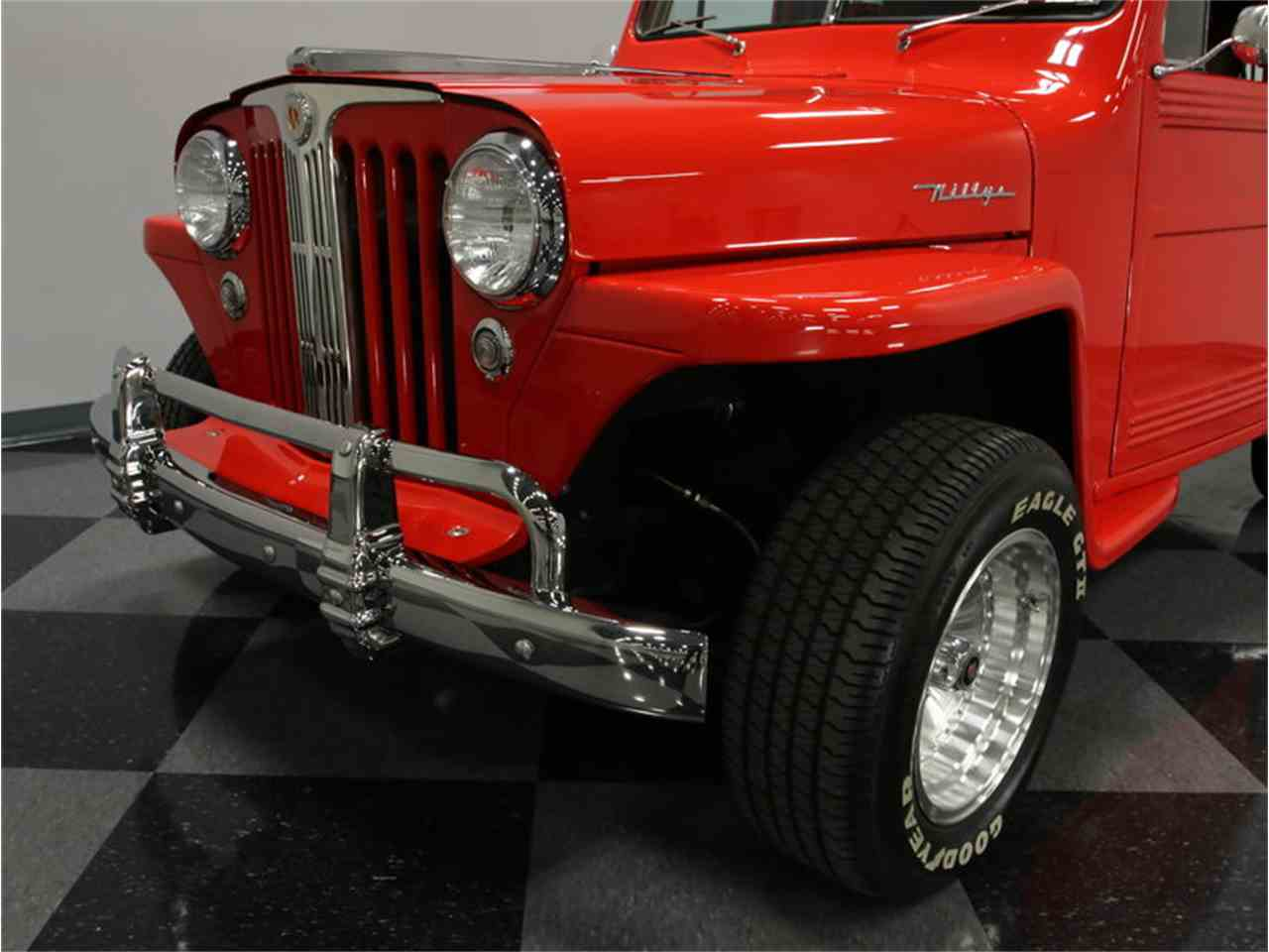 Large Picture of Classic 1947 Wagoneer located in Lavergne Tennessee - $52,995.00 Offered by Streetside Classics - Nashville - I7BE