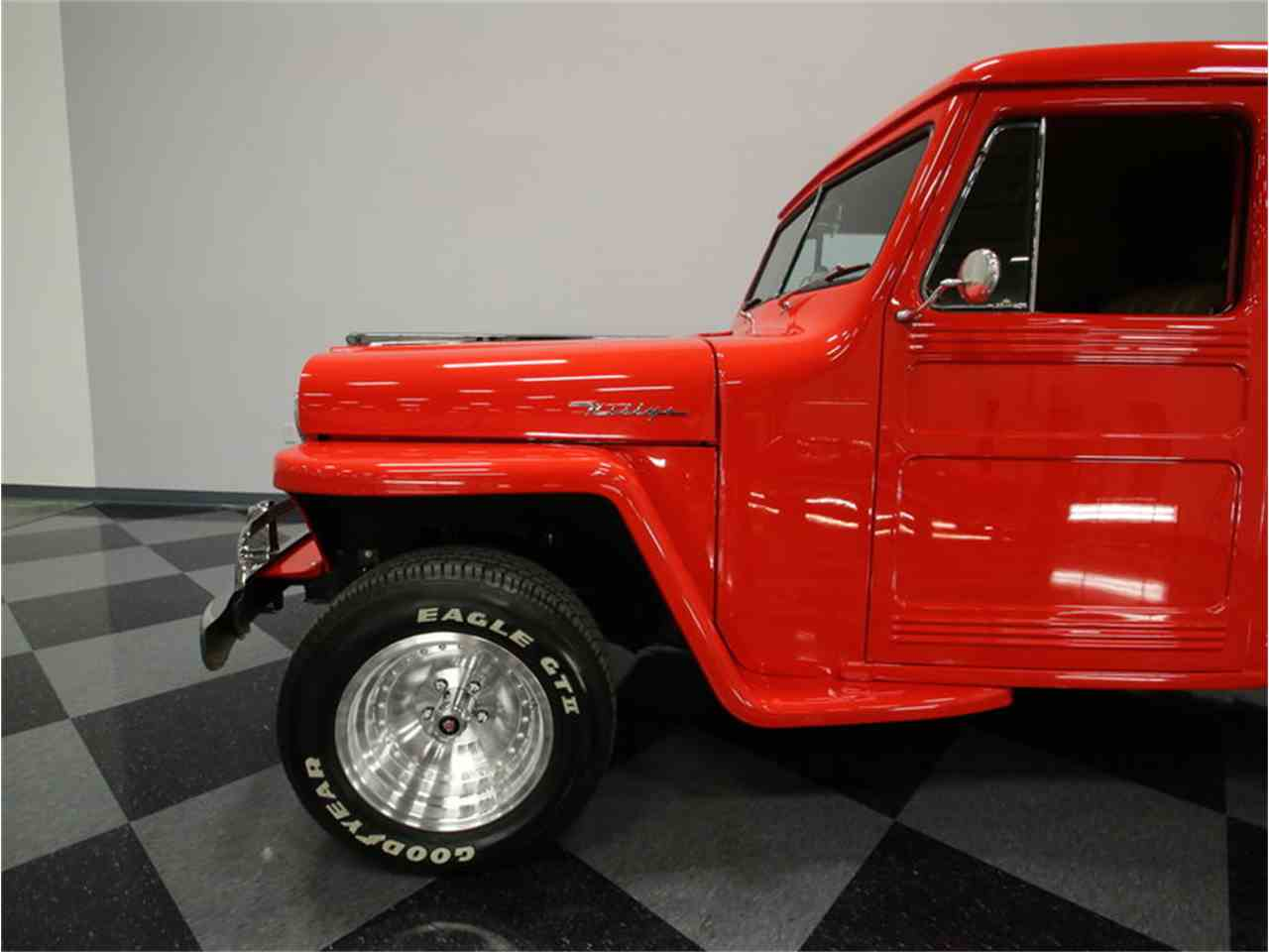 Large Picture of '47 Willys Wagoneer located in Tennessee - $52,995.00 Offered by Streetside Classics - Nashville - I7BE