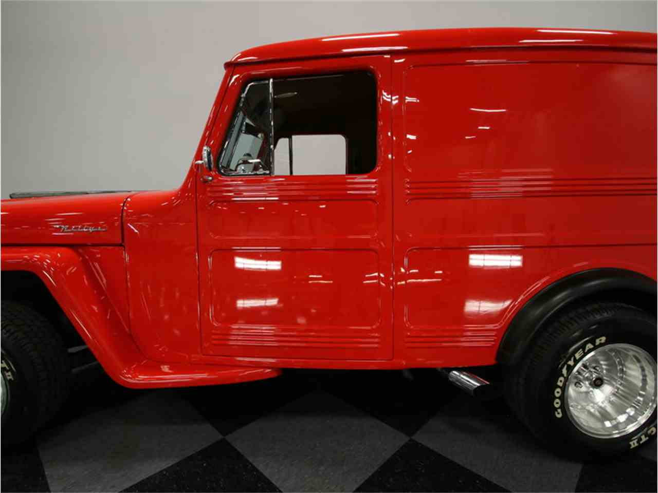Large Picture of Classic 1947 Willys Wagoneer located in Lavergne Tennessee - $52,995.00 Offered by Streetside Classics - Nashville - I7BE