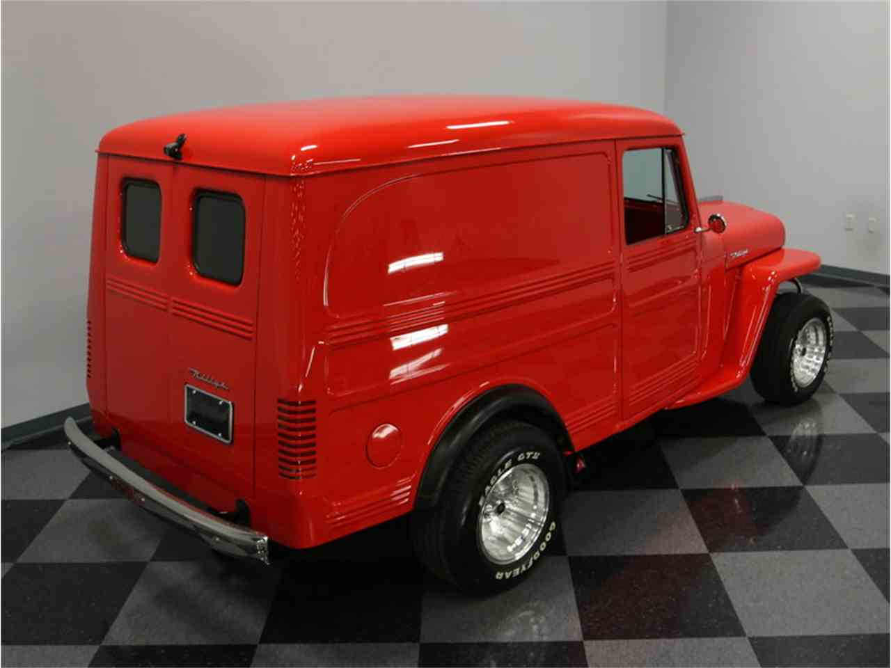Large Picture of '47 Willys Wagoneer located in Tennessee - $52,995.00 - I7BE