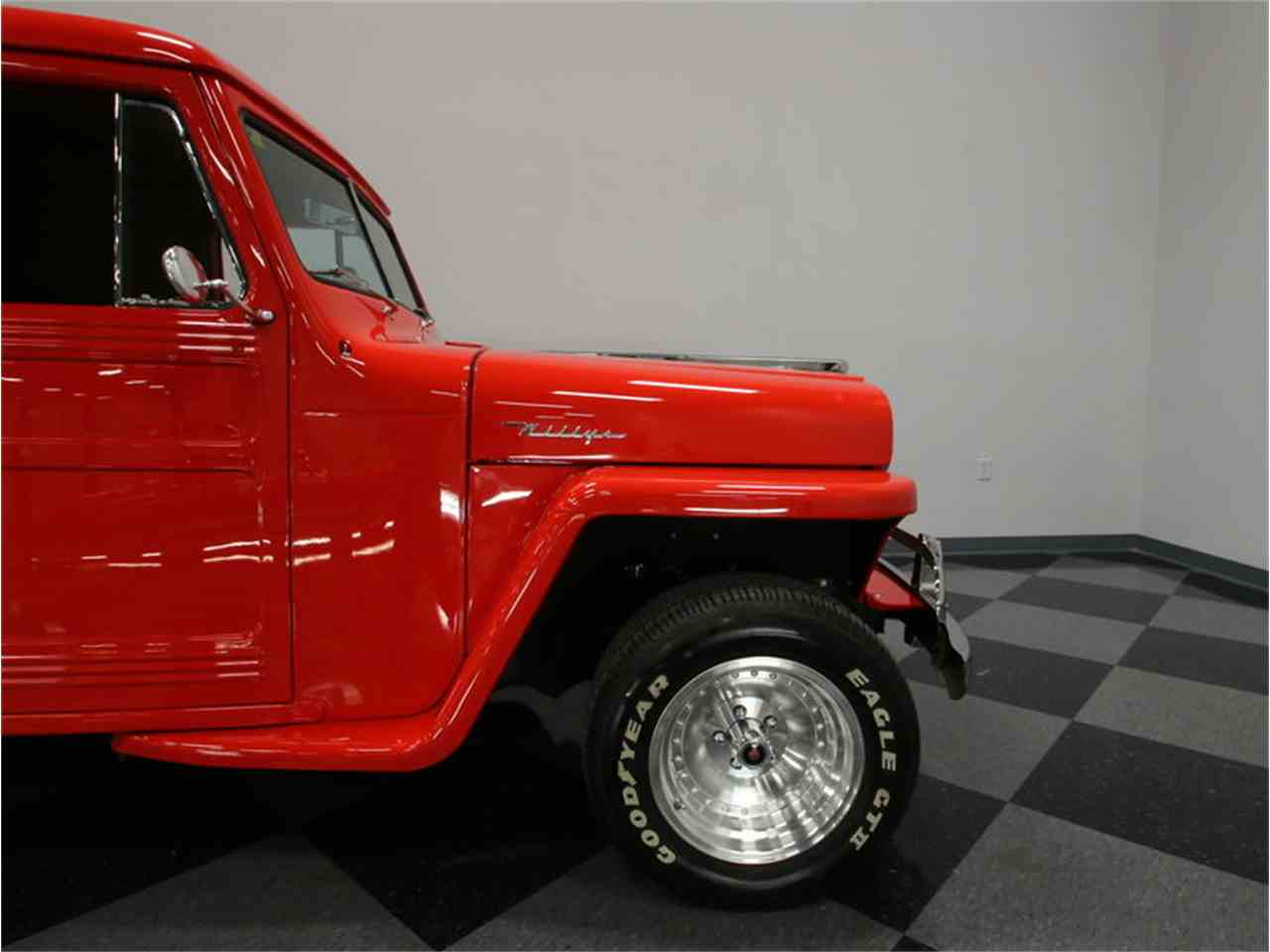 Large Picture of 1947 Wagoneer located in Lavergne Tennessee - $52,995.00 Offered by Streetside Classics - Nashville - I7BE